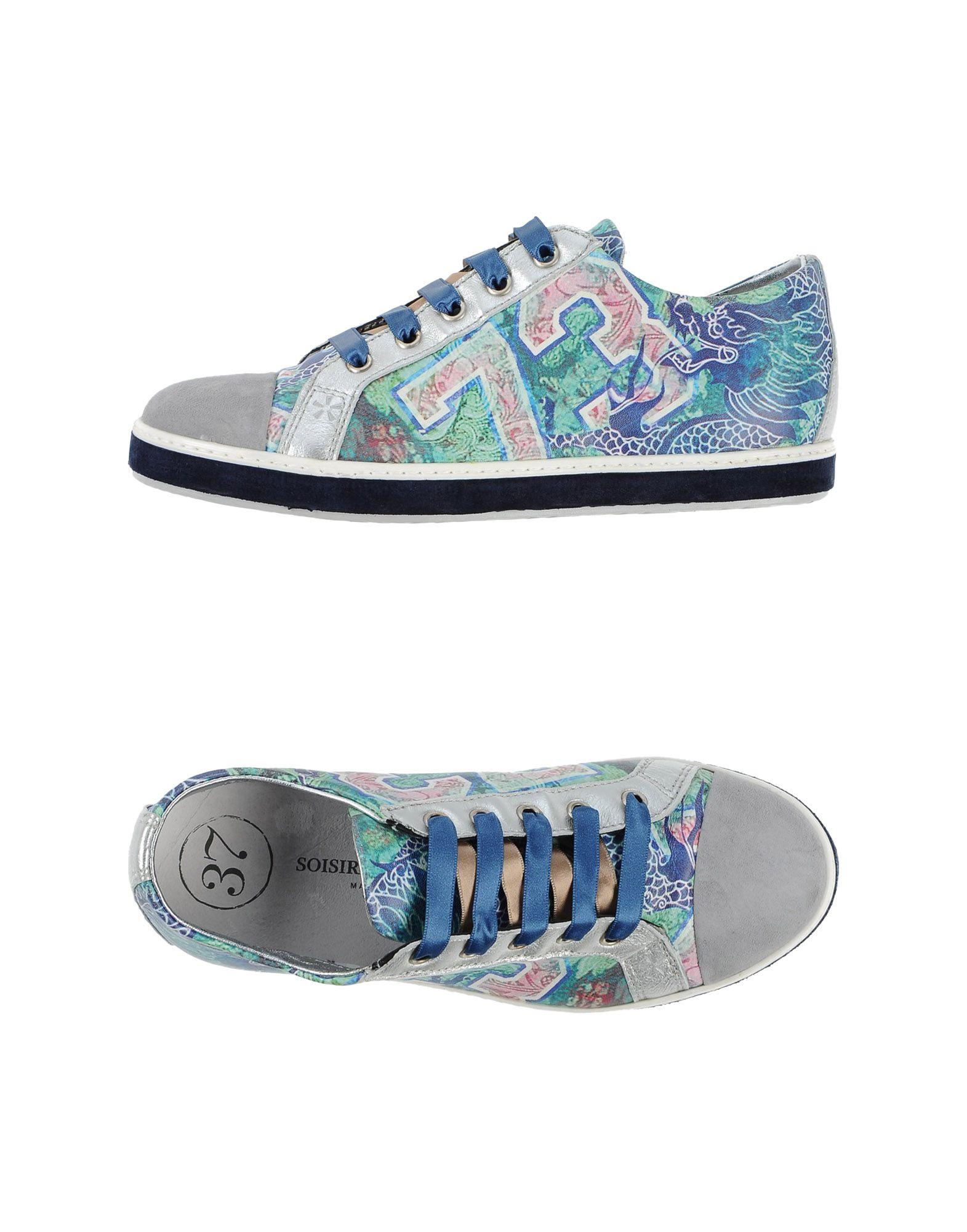 Stilvolle billige Schuhe Soisire 44775326II Soiebleu Sneakers Damen  44775326II Soisire 2bc435