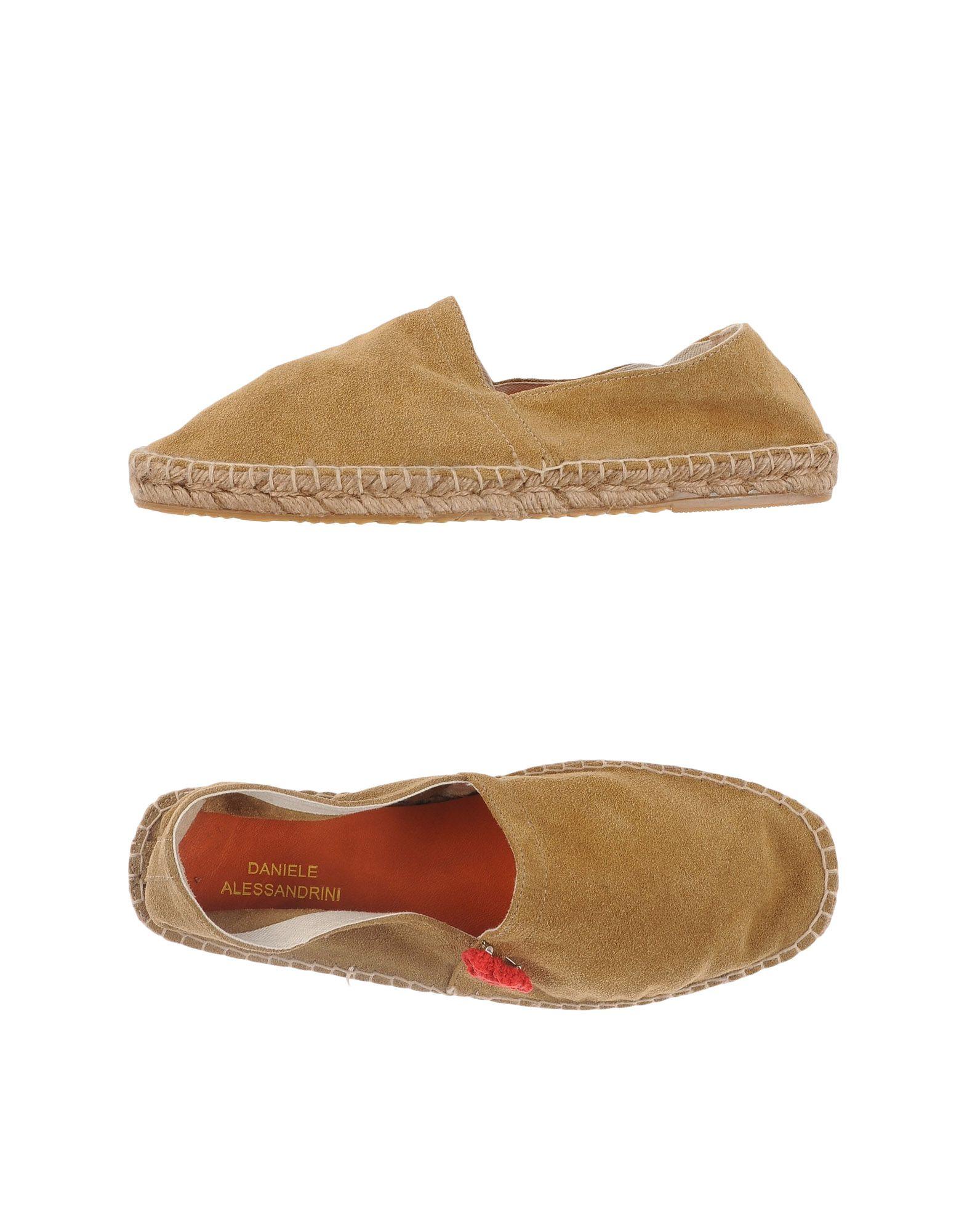 Daniele Alessandrini Espadrilles Herren  44780144OQ Gute Qualität beliebte Schuhe
