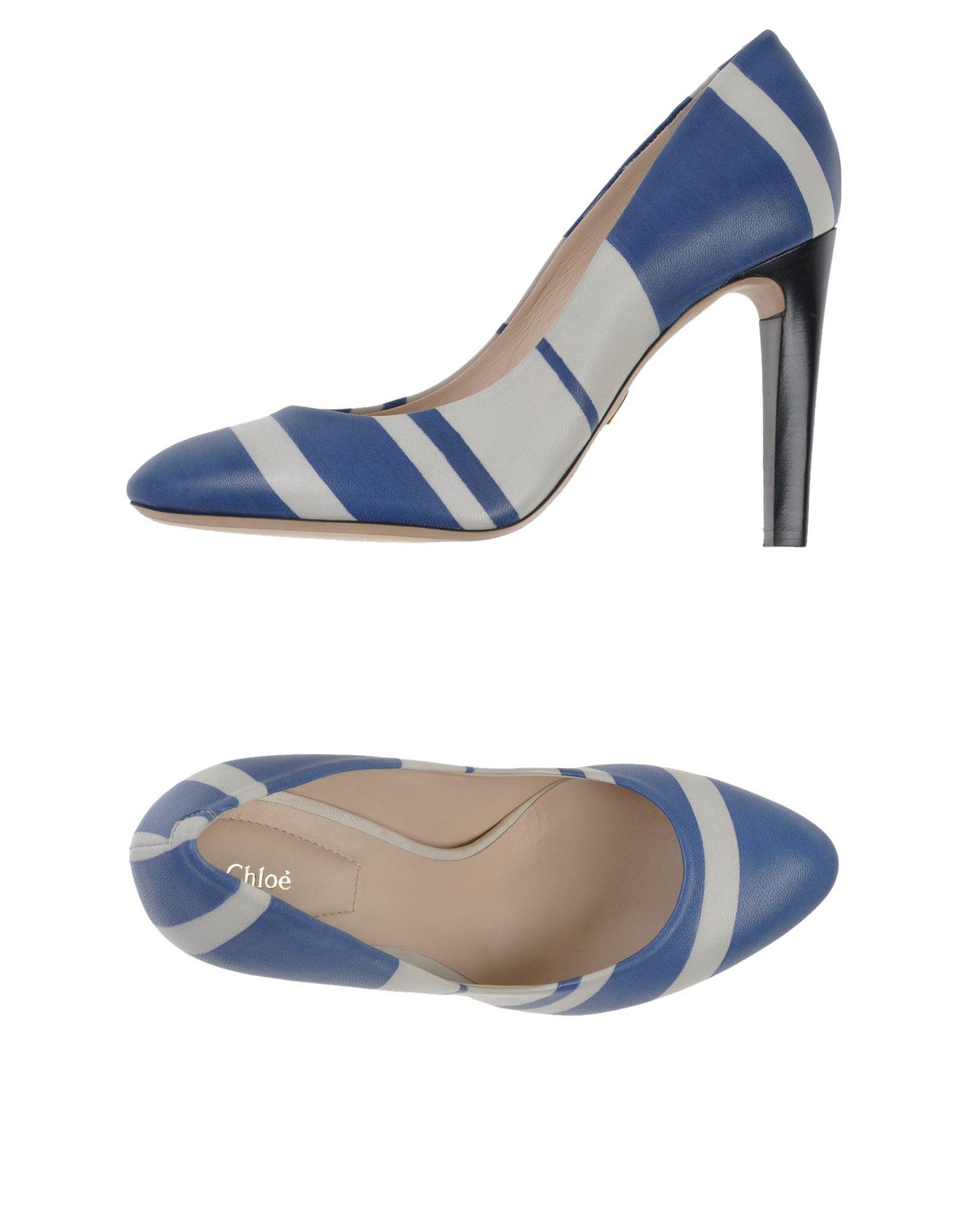 Rabatt  Schuhe Chloé Pumps Damen  Rabatt 44782269OT 9c3e4d