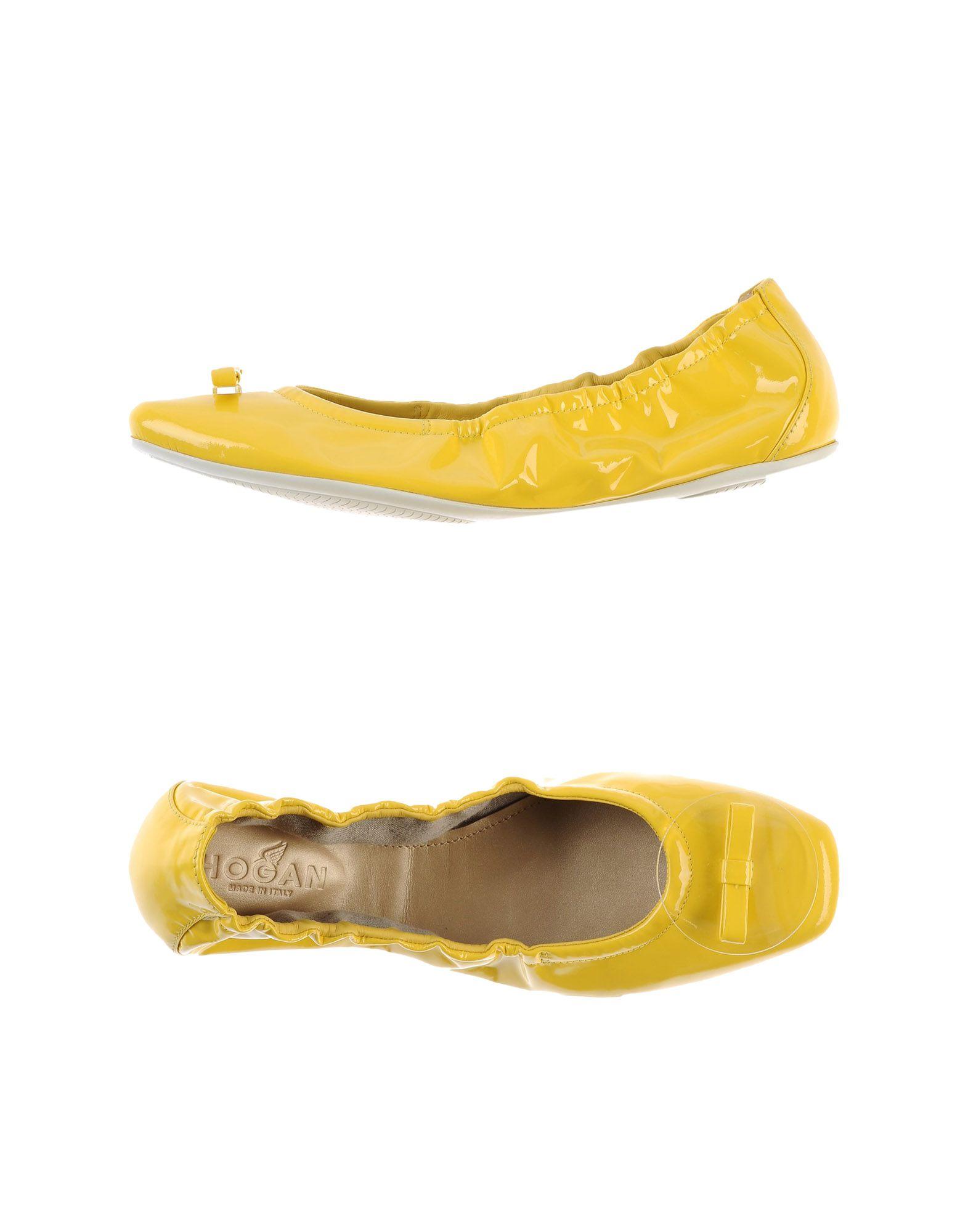 Hogan Ballerinas Damen  44785914JD Gute Qualität beliebte Schuhe