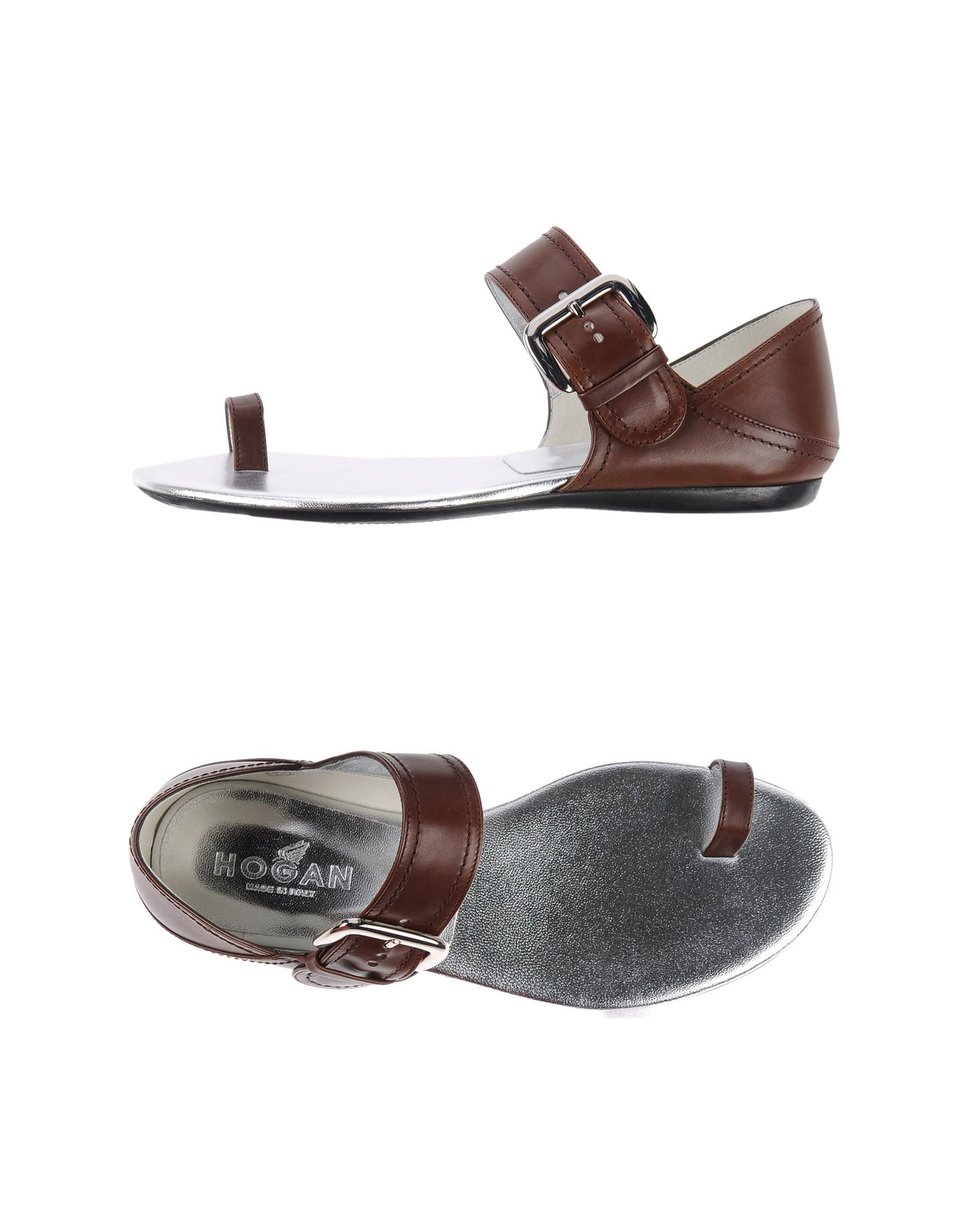 Stilvolle billige Schuhe Hogan Dianetten Damen  44786796AJ