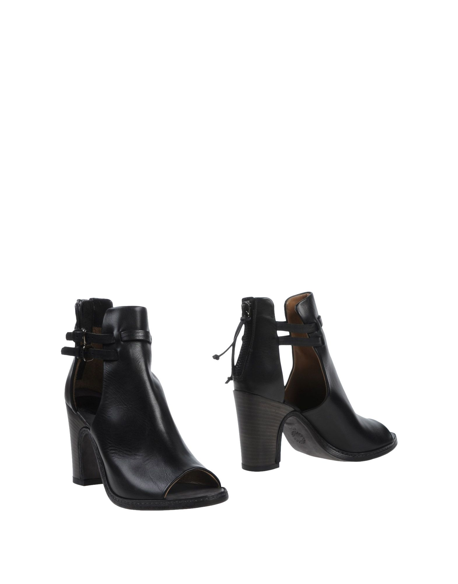 Rabatt Schuhe Buttero® Stiefelette Damen  44786899CG
