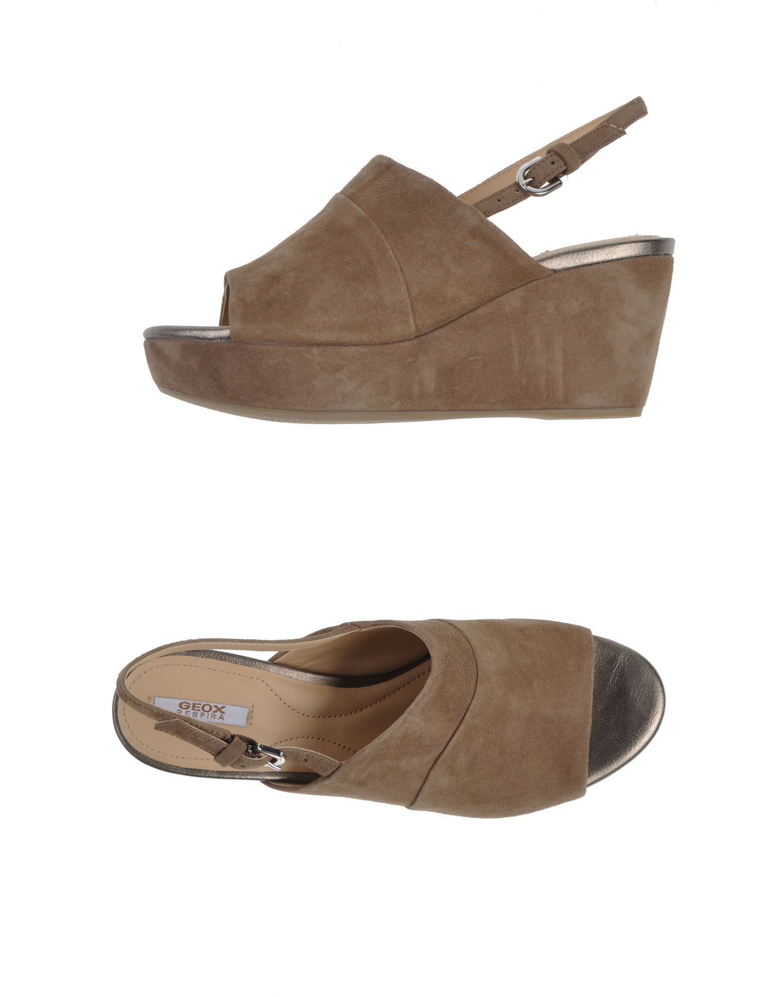 Gut um billige Damen Schuhe zu tragenGeox Sandalen Damen billige  44789141UF 753d72
