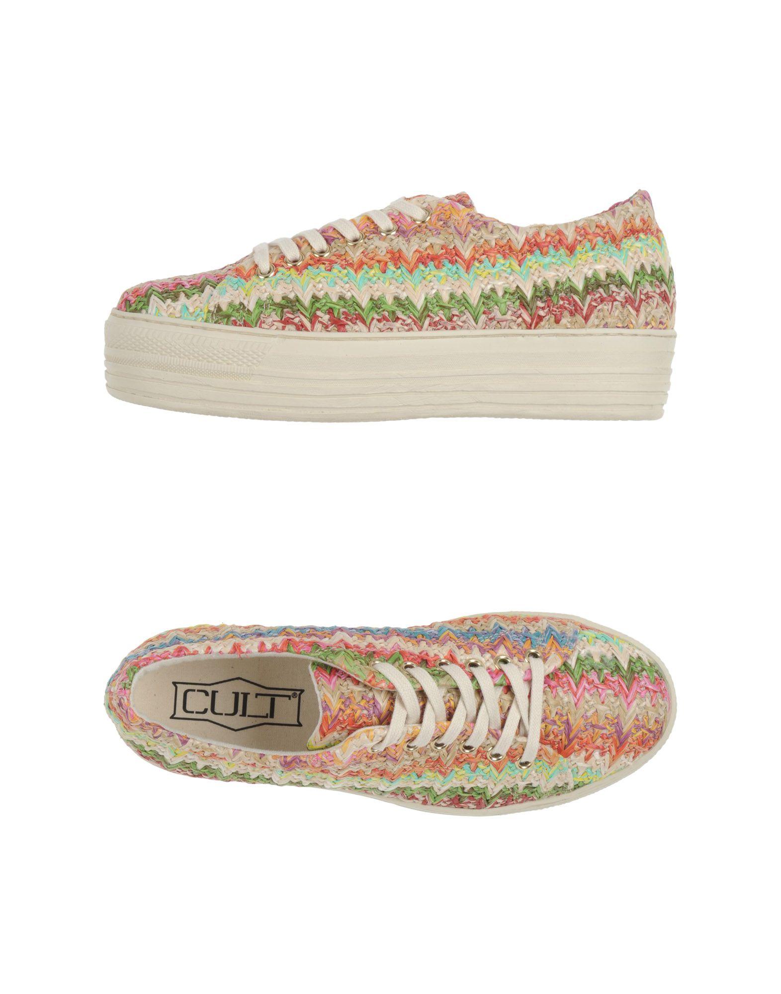 Cult Sneakers Damen  44793758KP Gute Qualität beliebte Schuhe
