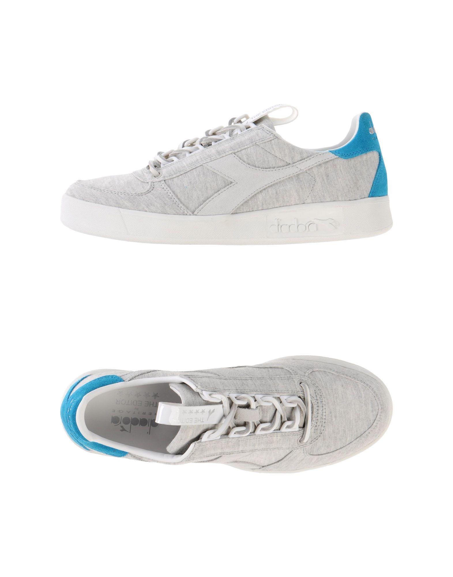 Sneakers Diadora Heritage By The Editor Bielite Jersey - Uomo - Acquista online su
