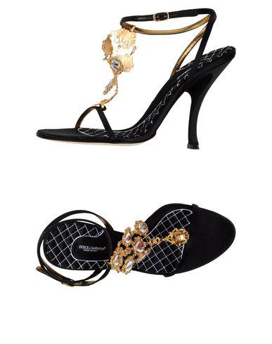 Sweet & Gabbana Sandalia under $ 60 billig pålitelig billig salg populær lav pris BbxYkA