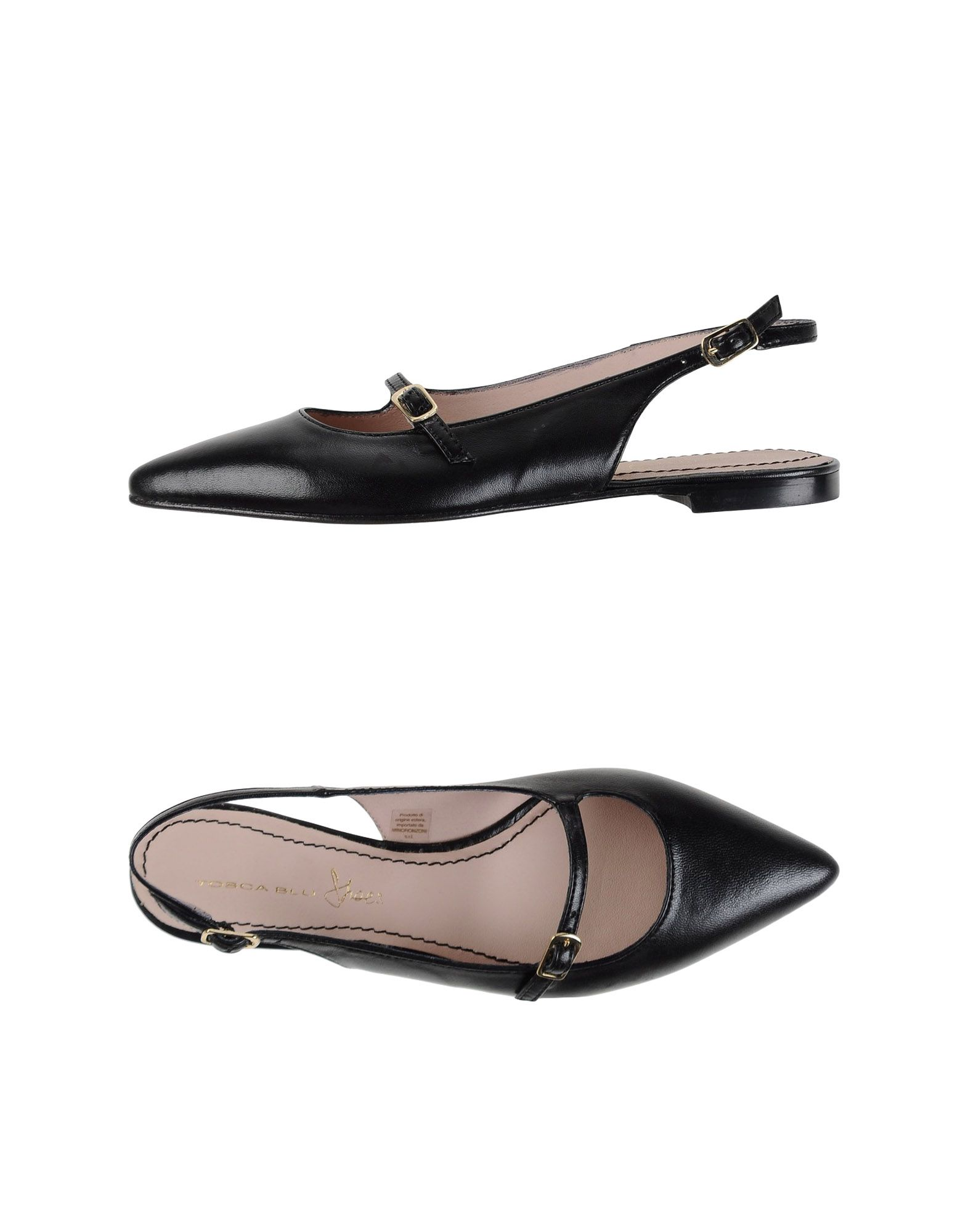 Ballerine Tosca Blu Shoes Donna - 44806462NJ