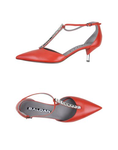 BALDAN Pump in Red