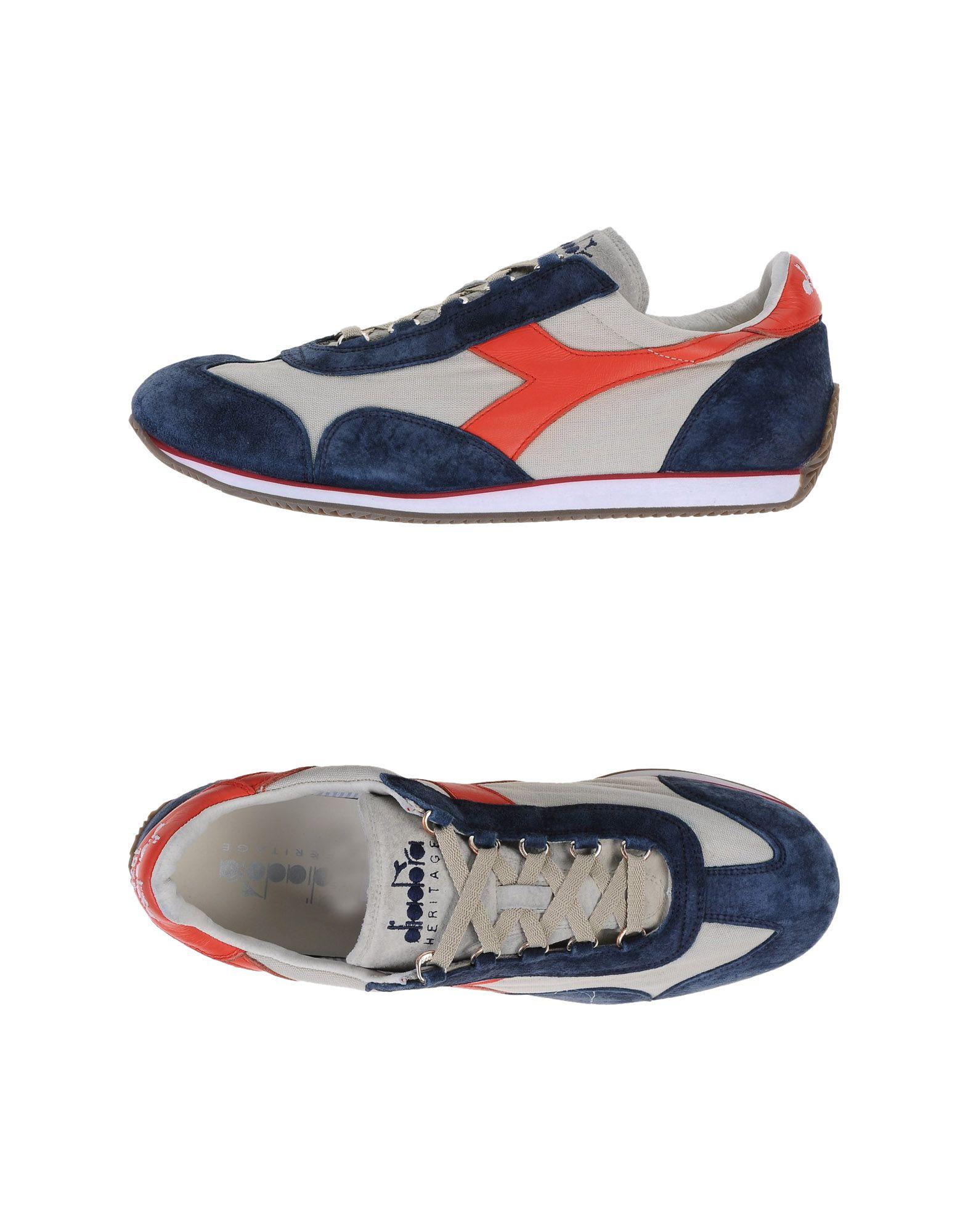 Sneakers Diadora Heritage Uomo Equipe Stone Wash 12 - Uomo Heritage - 44810189OF 91fbbe