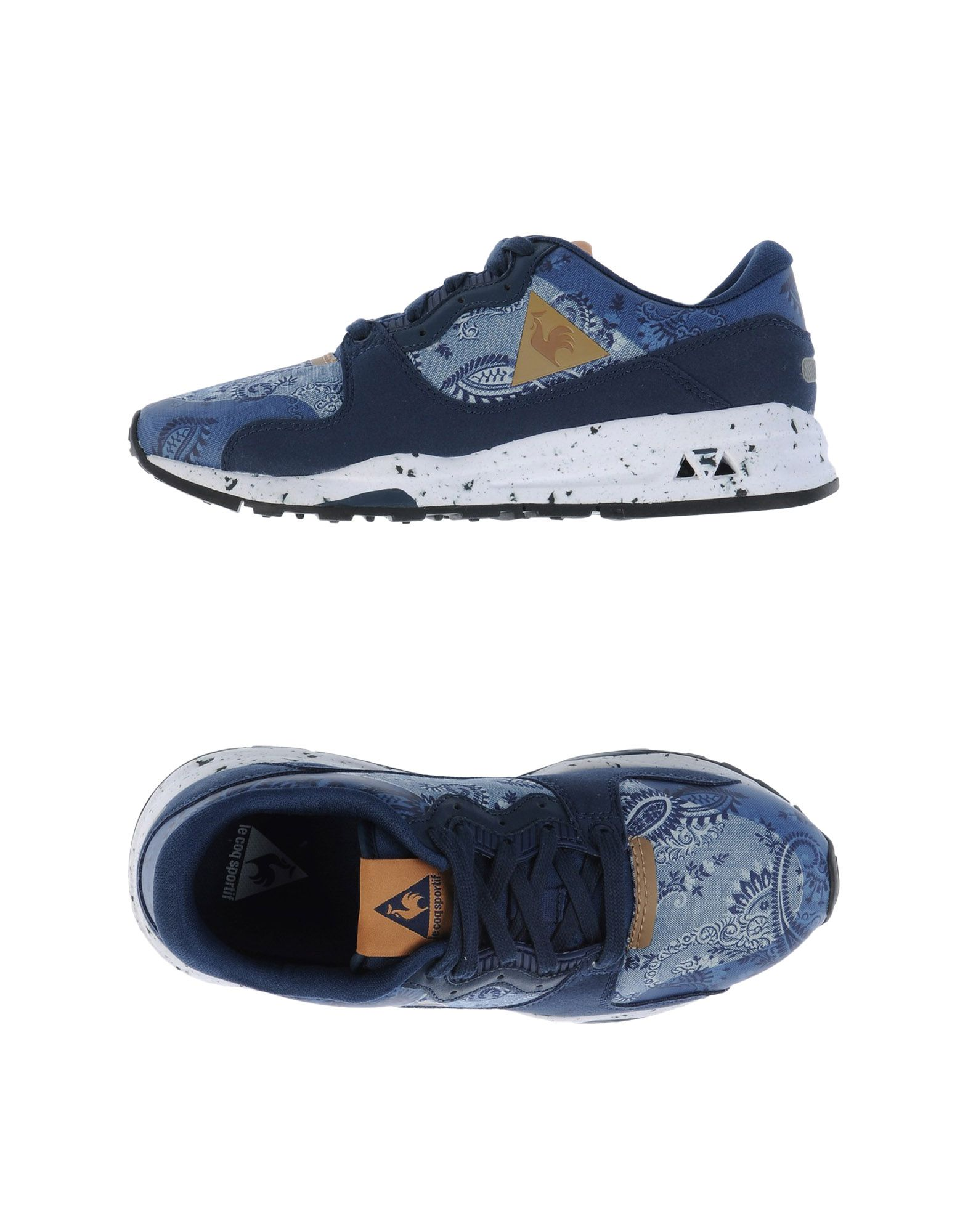 e3779f600076 Le Coq Sportif Lcs R 1400 - Sneakers - Women Le Coq Sportif Sneakers online  on YOOX United States - 44810843AB