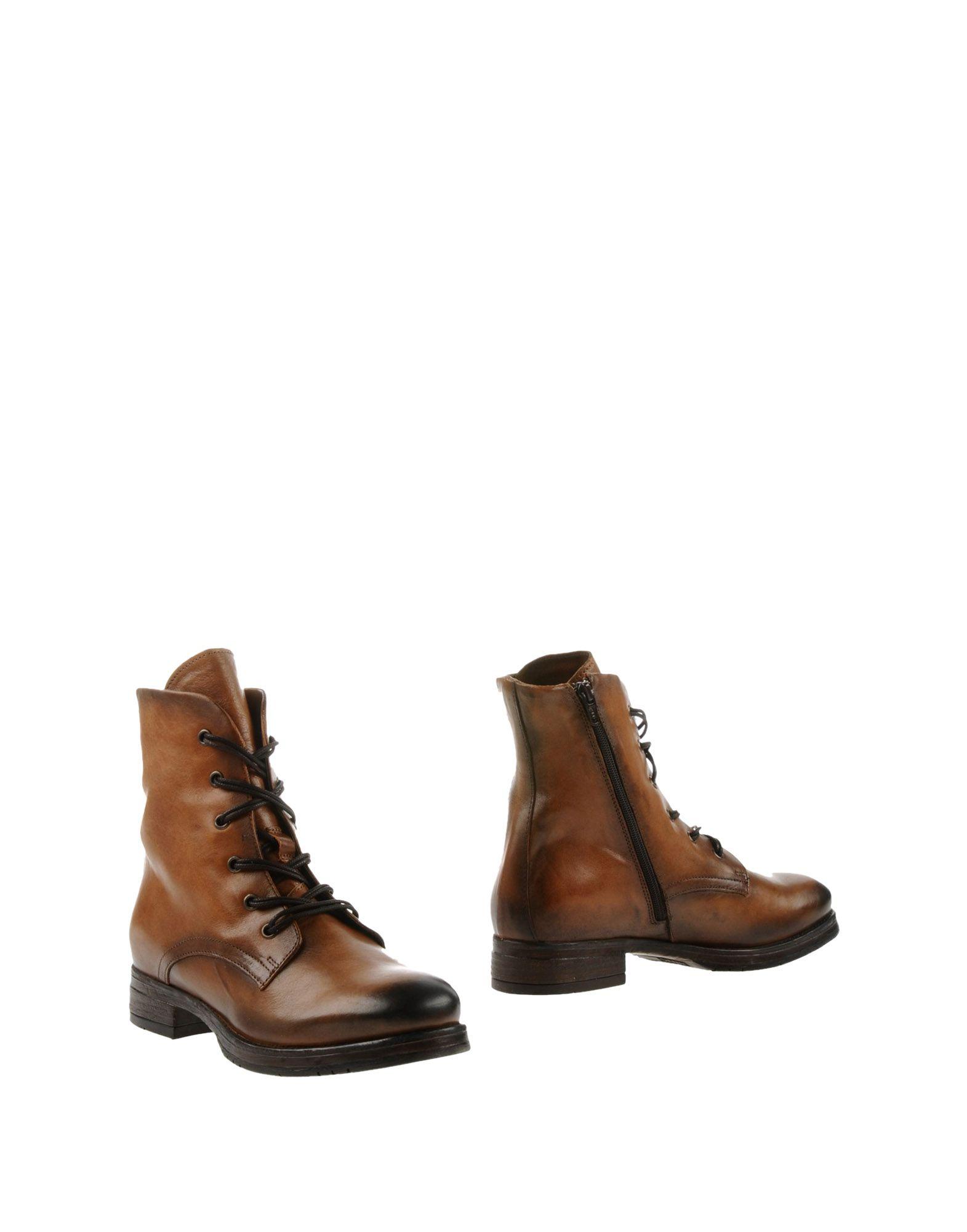 Stilvolle billige Schuhe Manas Stiefelette Damen  44814393VE