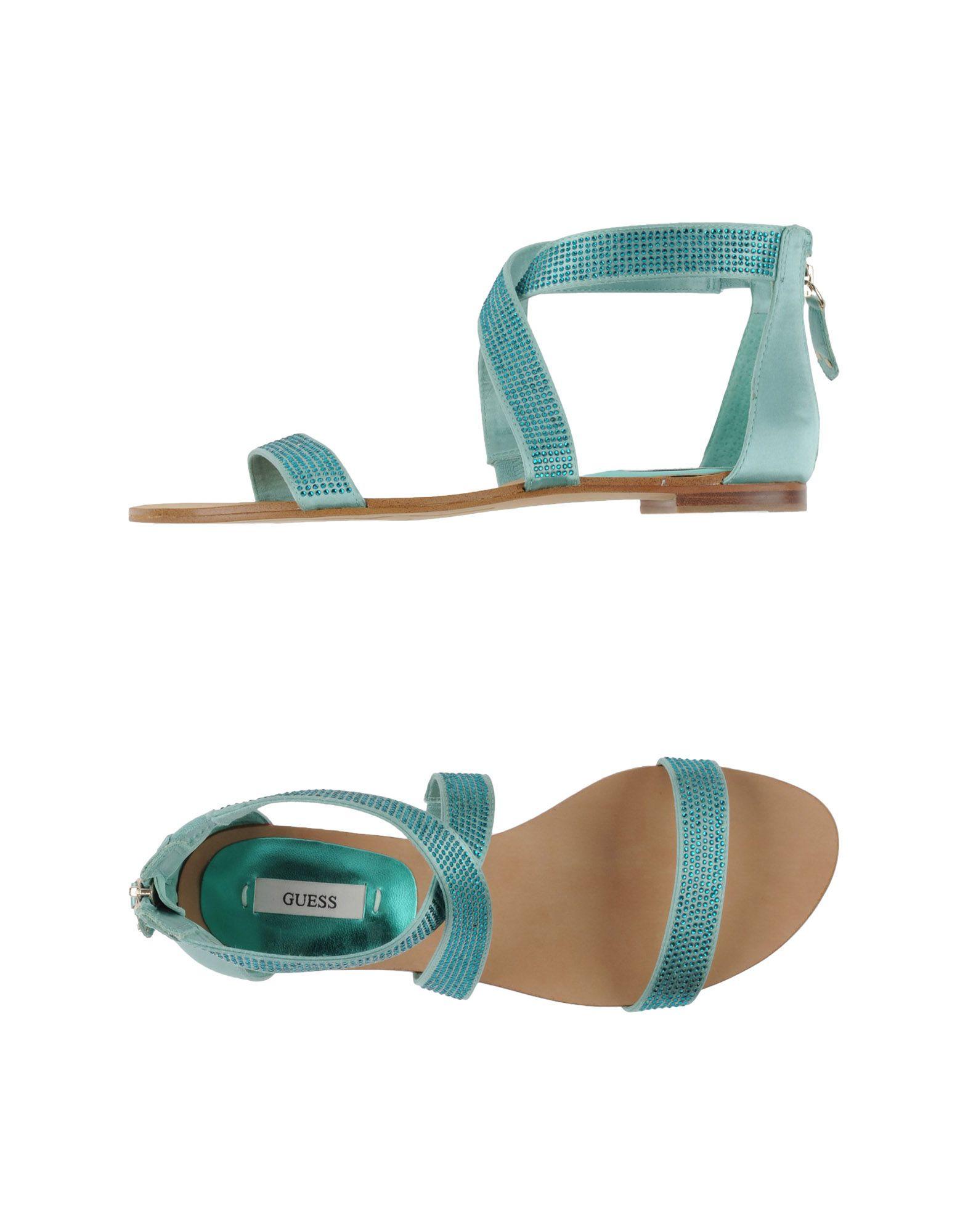 Gut um billige Schuhe zu tragenGuess Sandalen Damen  44815531NX