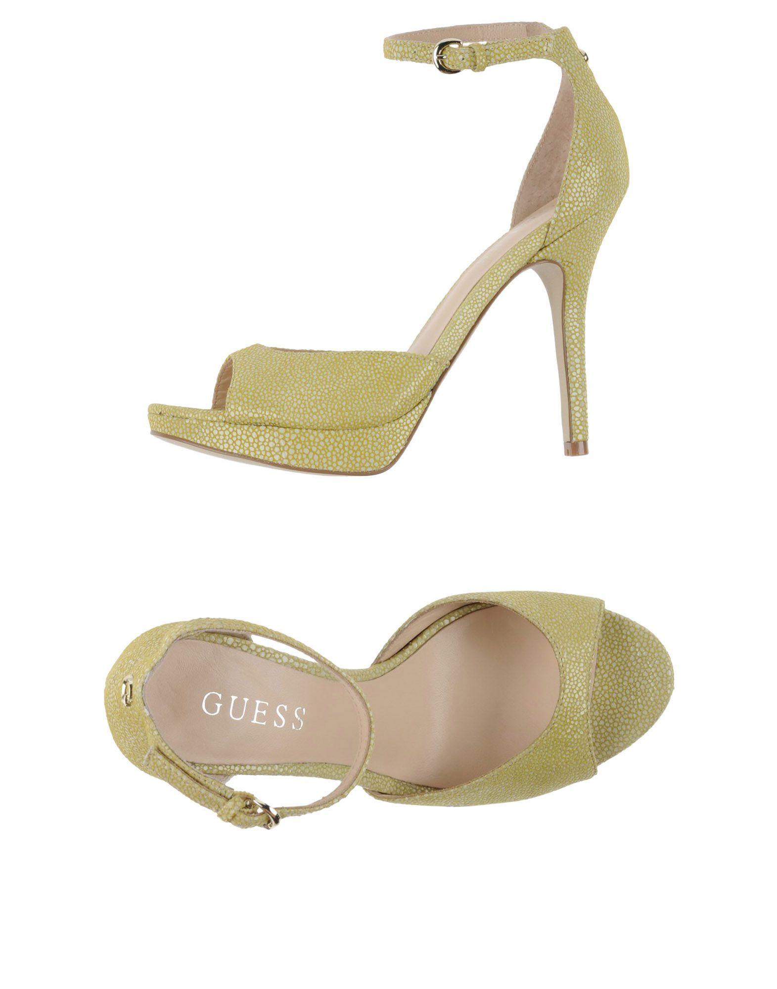 Gut um billige Schuhe  zu tragenGuess Sandalen Damen  Schuhe 44816620FX f3efed