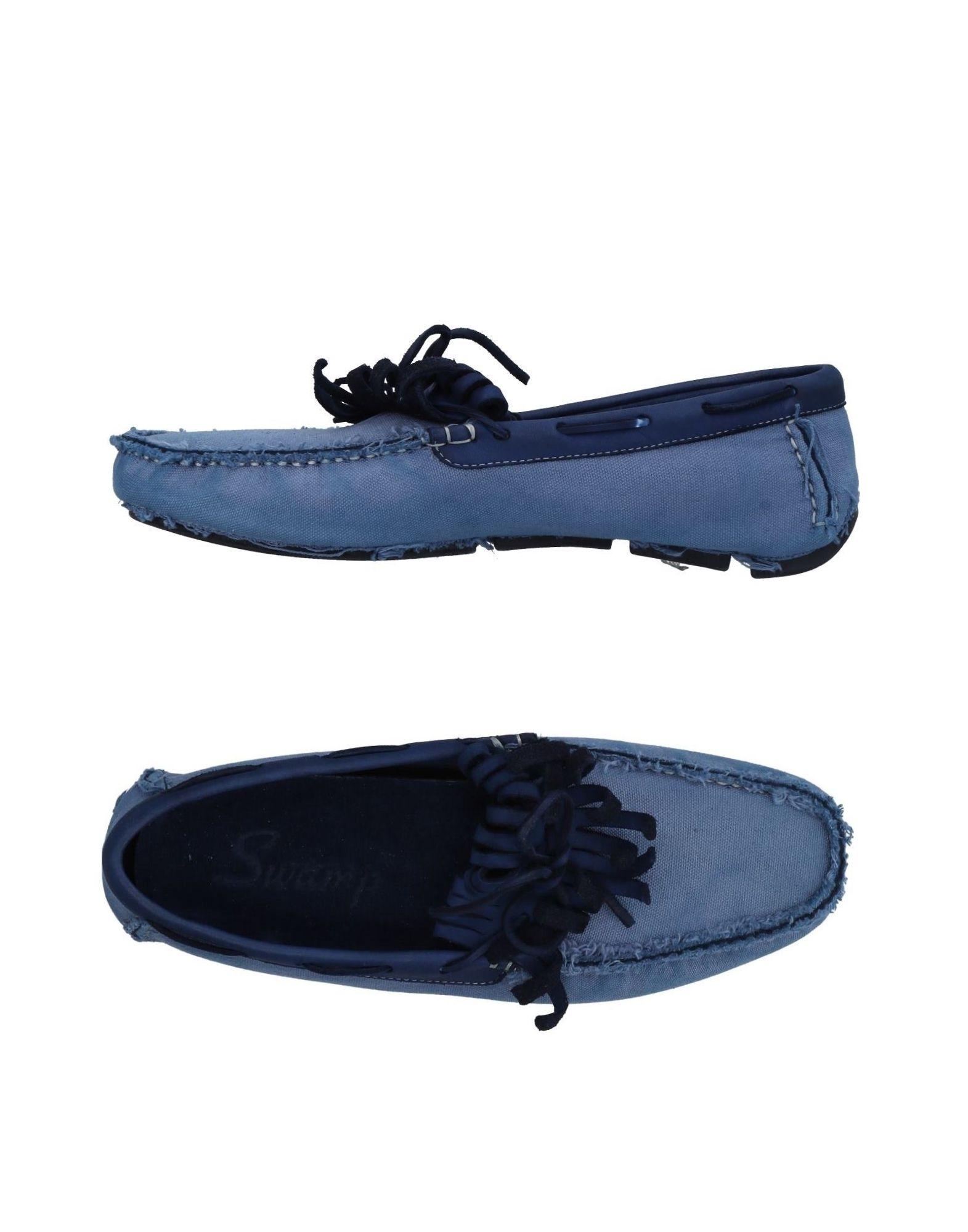 Rabatt echte Schuhe Swamp Mokassins Herren  44829306RJ