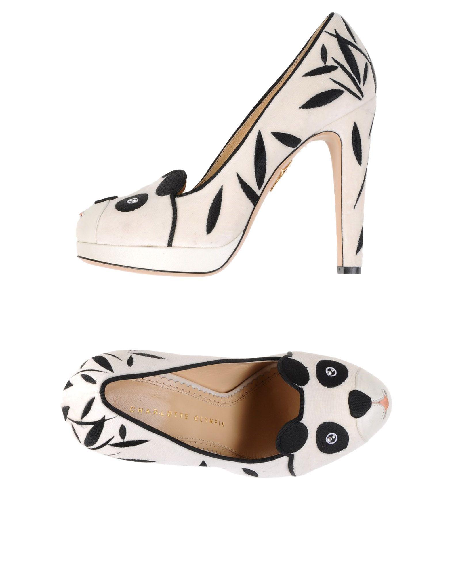 Charlotte Olympia Pumps Damen  44837877FPGünstige gut aussehende Schuhe