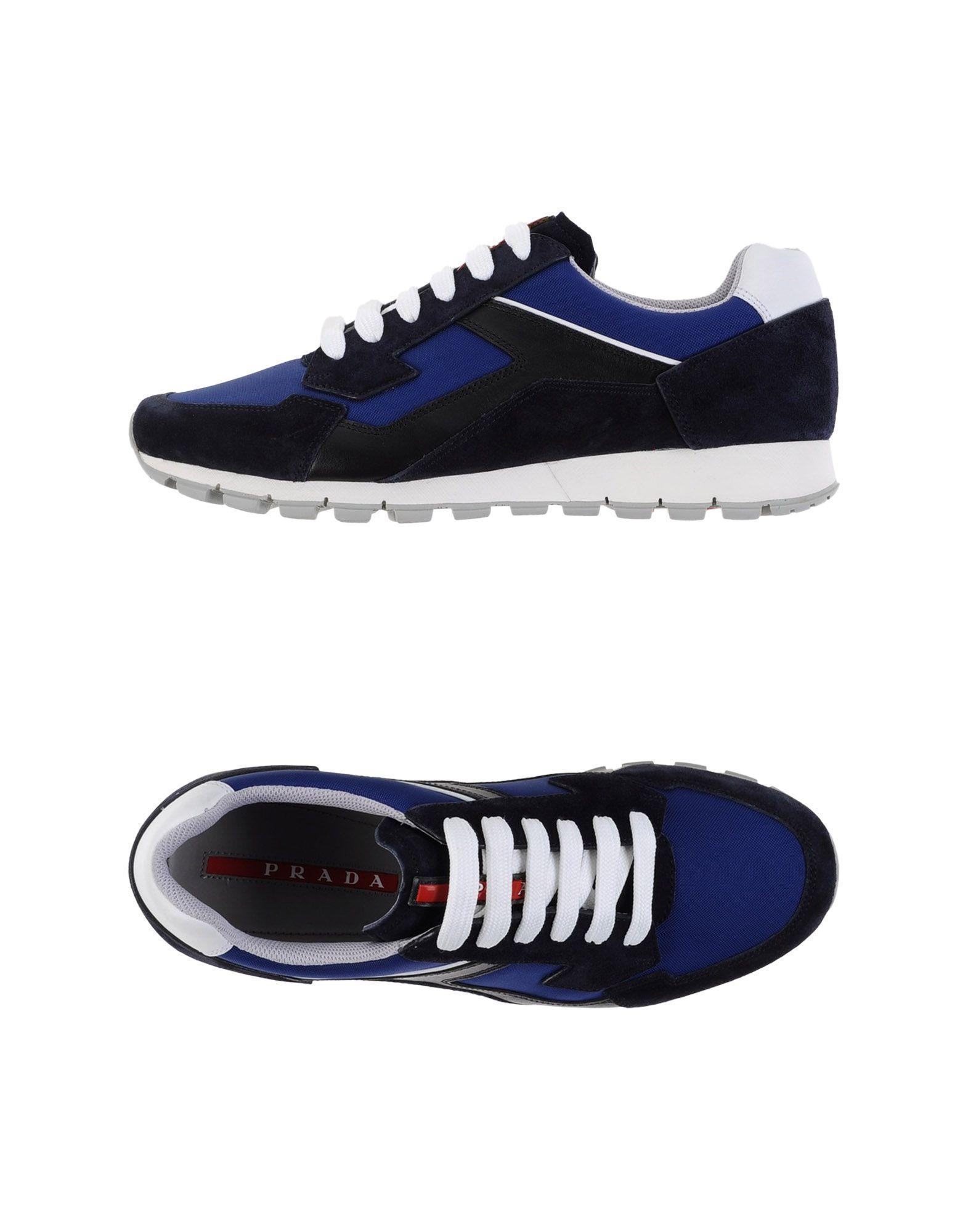 Prada Sport Sneakers Herren beliebte  44839023EP Gute Qualität beliebte Herren Schuhe 6175cc