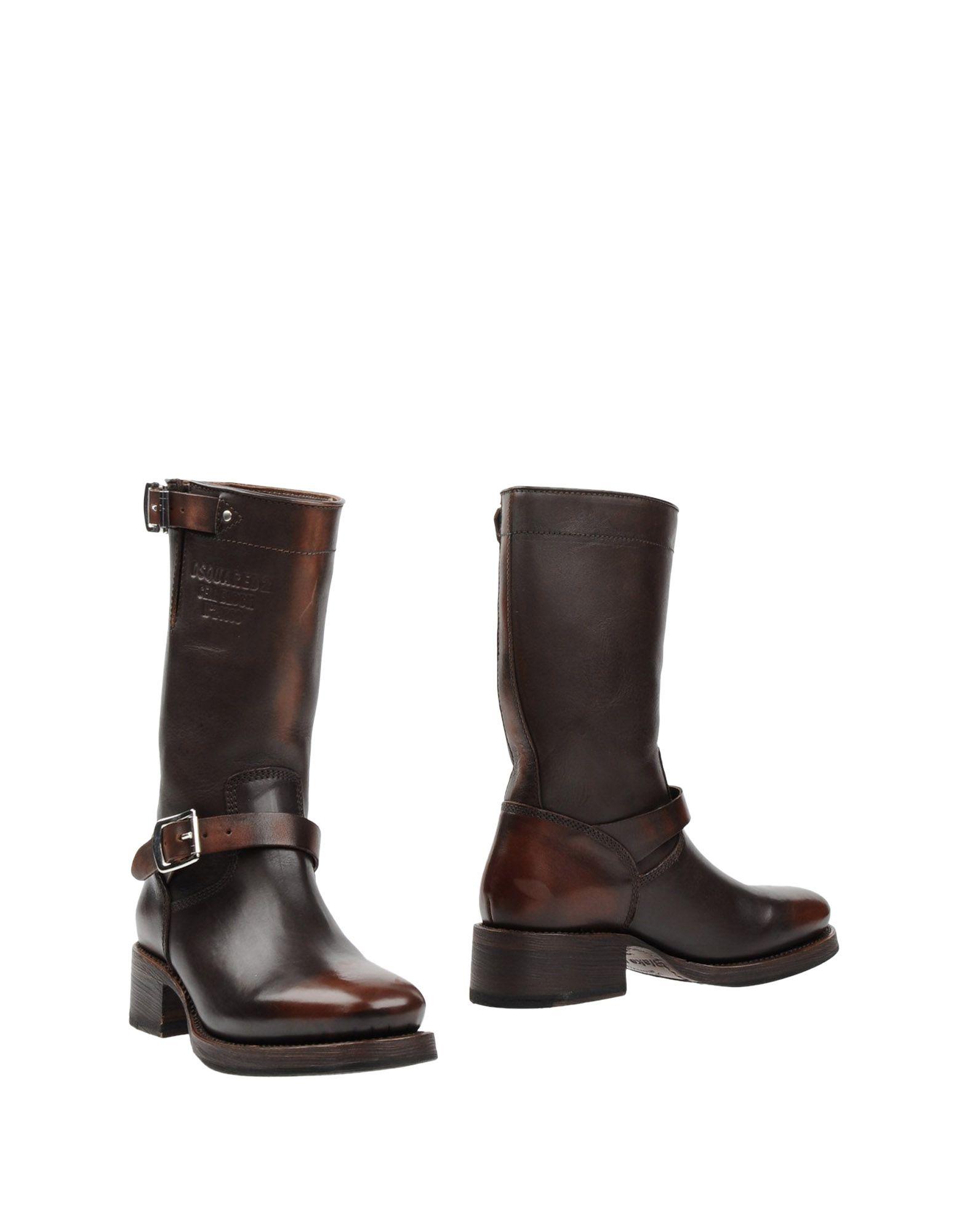 Dsquared2 Stiefel Damen  44839048BLGünstige gut aussehende Schuhe