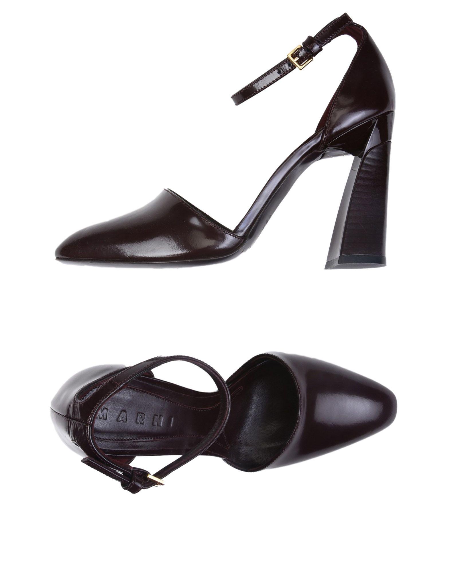 Marni Pumps Damen    44840045MD Heiße Schuhe b7b88b