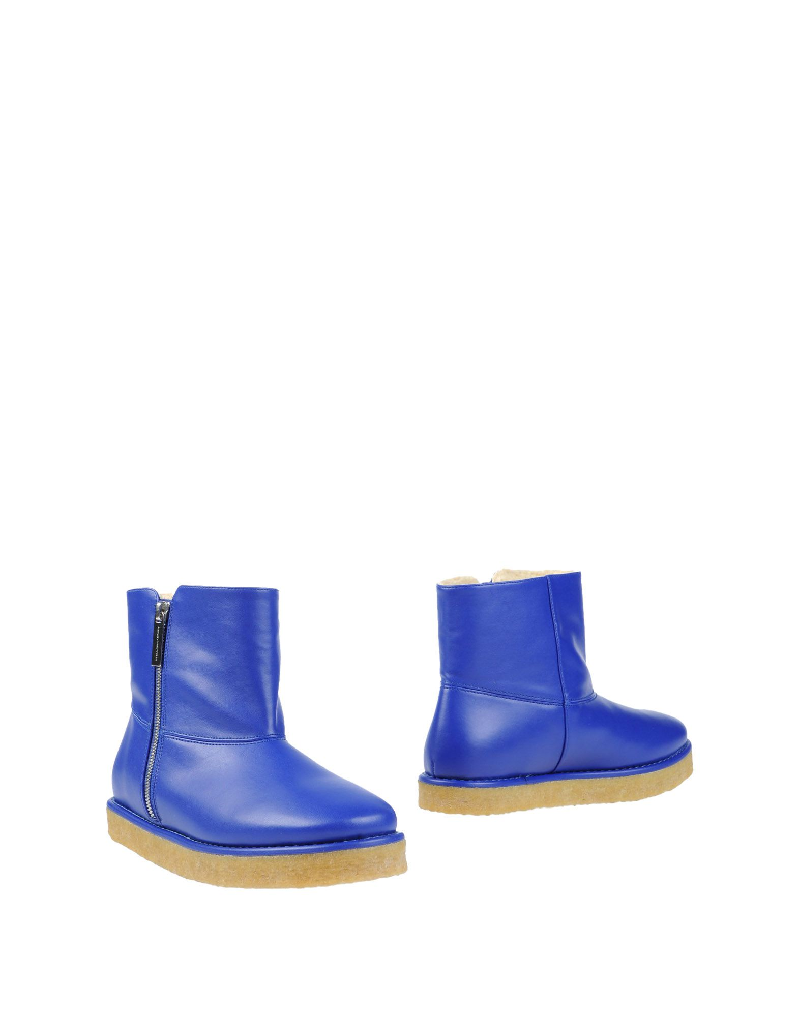 Bottine Stella Mccartney Femme - Bottines Stella Mccartney Jaune Chaussures femme pas cher homme et femme