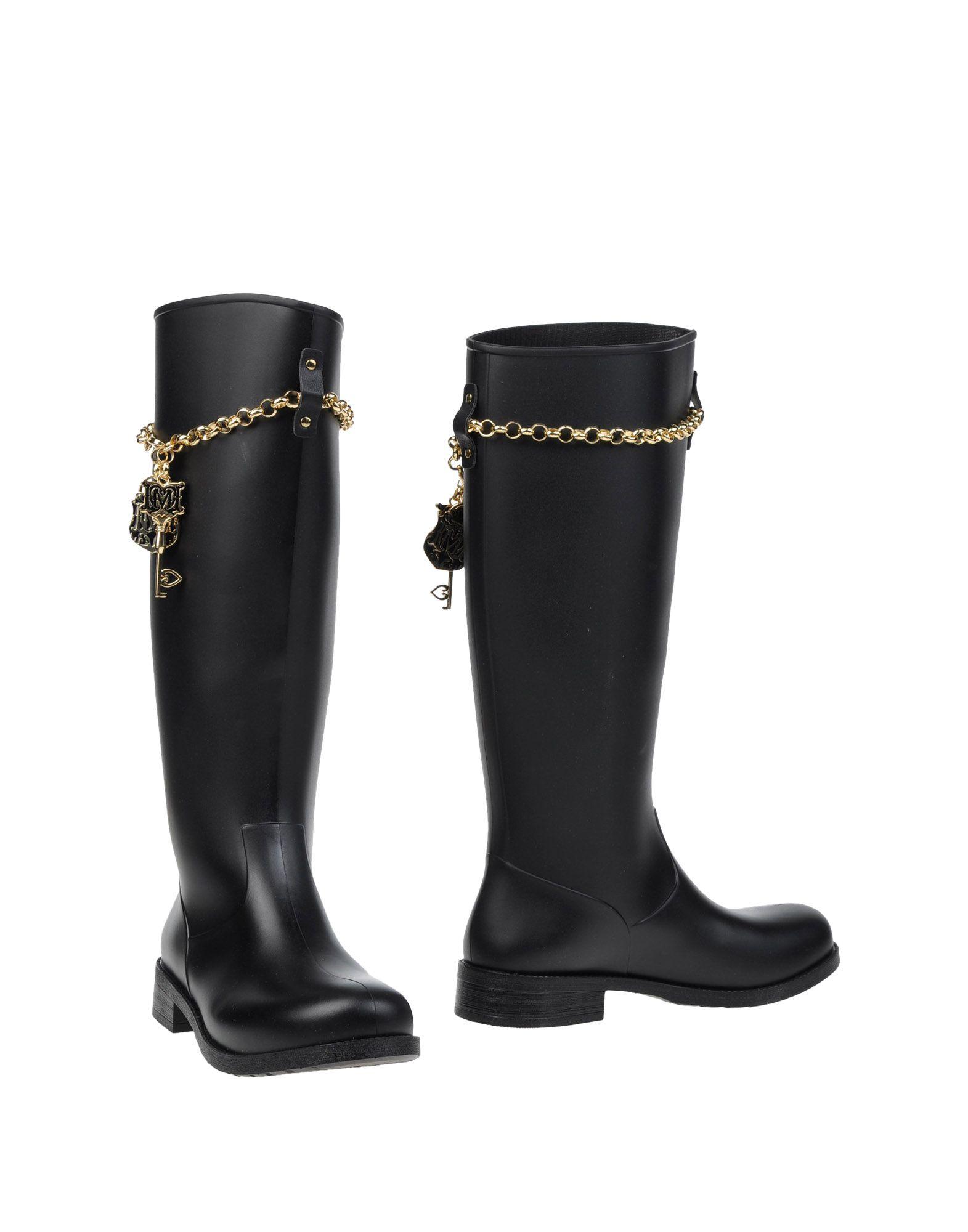 Gut Moschino um billige Schuhe zu tragenLove Moschino Gut Stiefel Damen  44848577UV 13c742