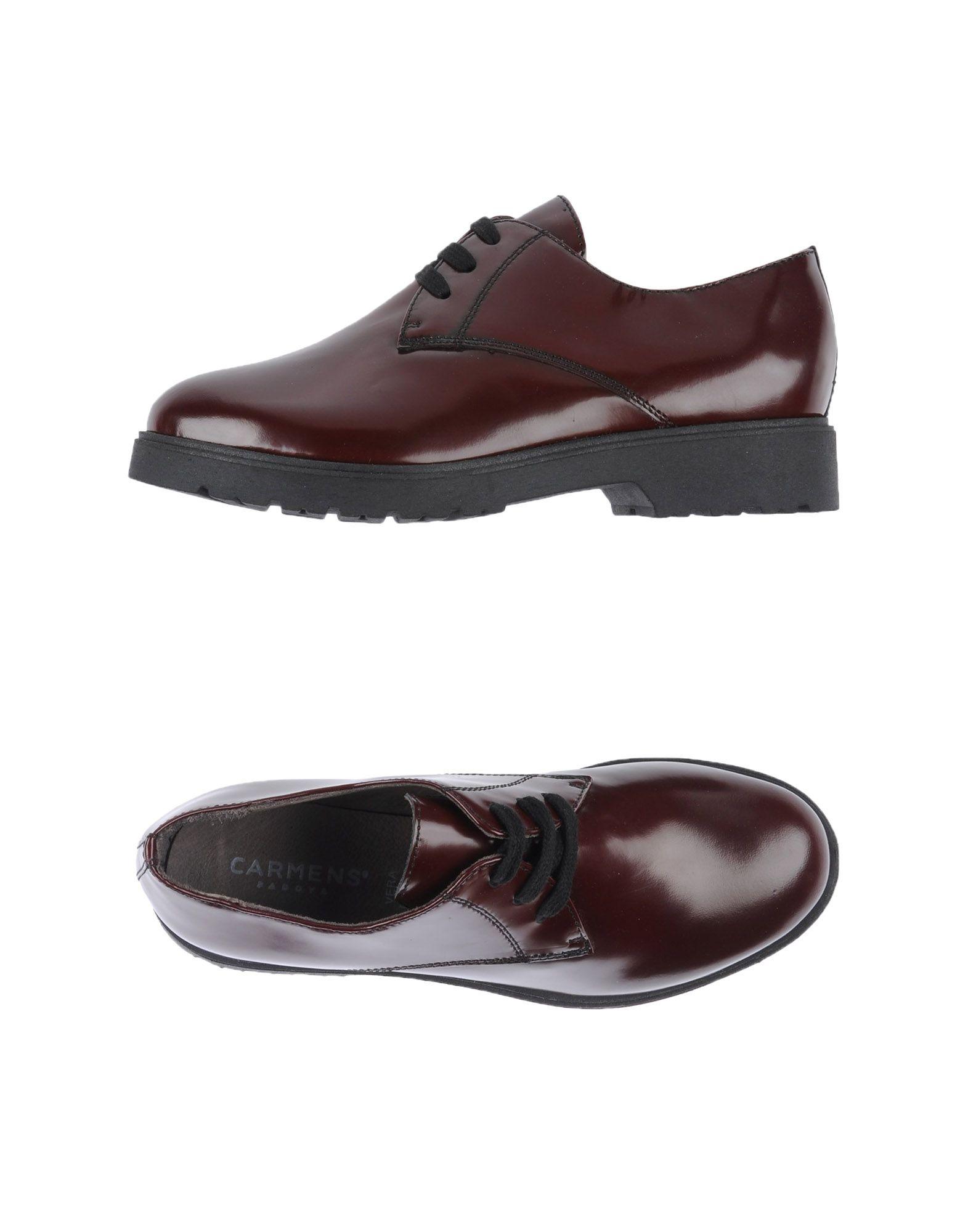 Carmens Schnürschuhe Damen  44856097TP Gute Qualität beliebte Schuhe