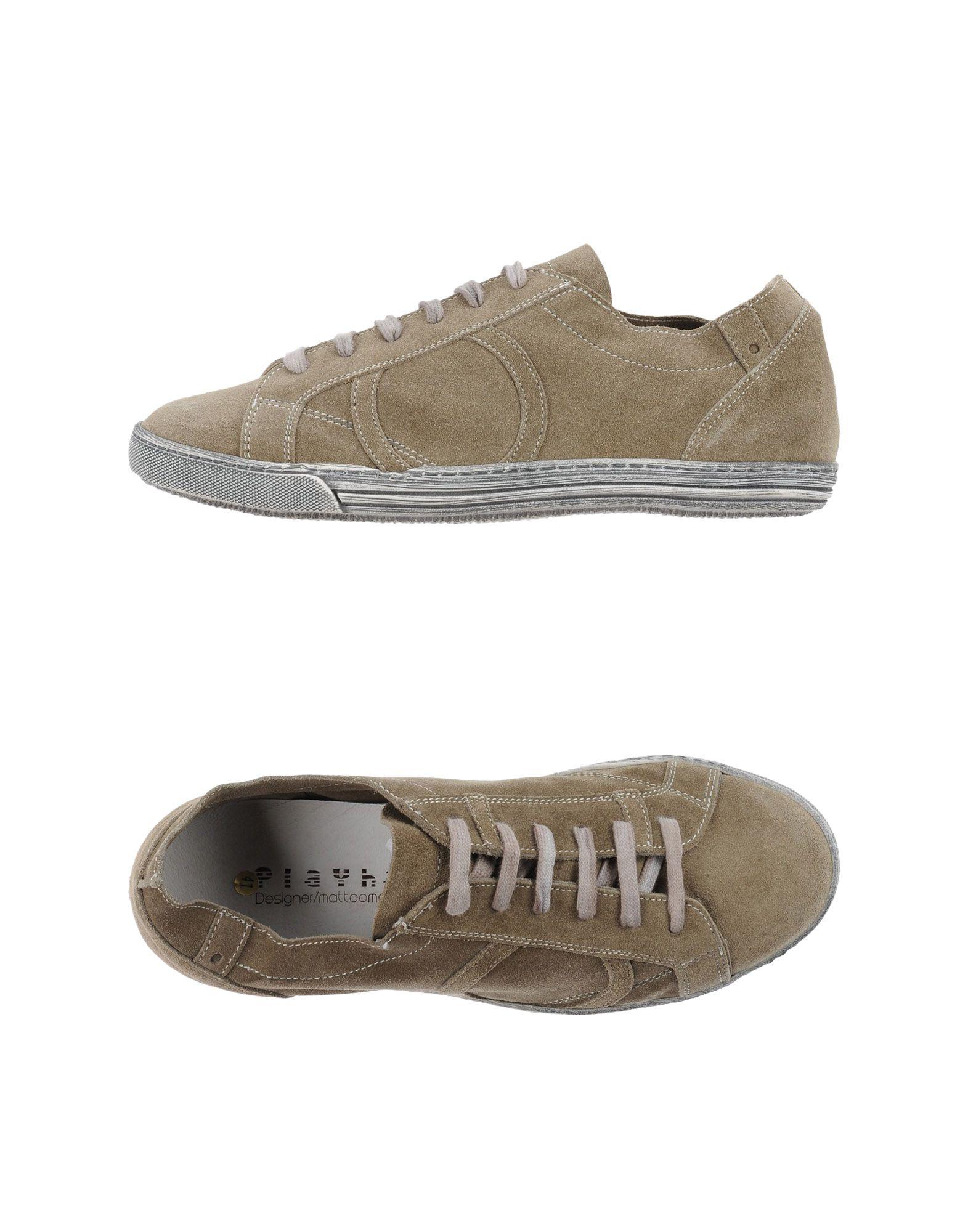 A buon mercato Sneakers Playhat Uomo - 44859519TA