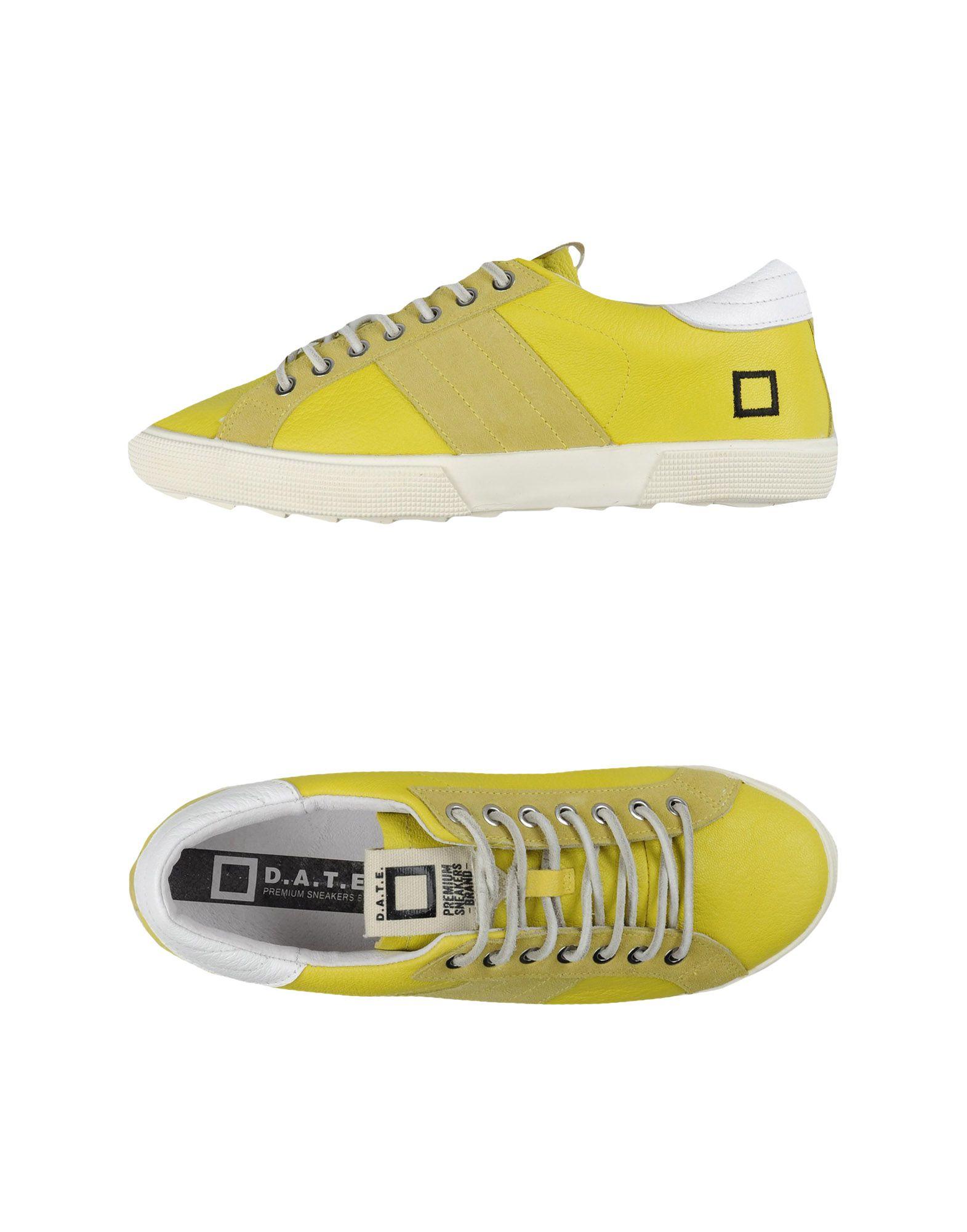 Rabatt echte Schuhe Schuhe Schuhe D.A.T.E. Sneakers Herren  44860567SQ 6c0e3e