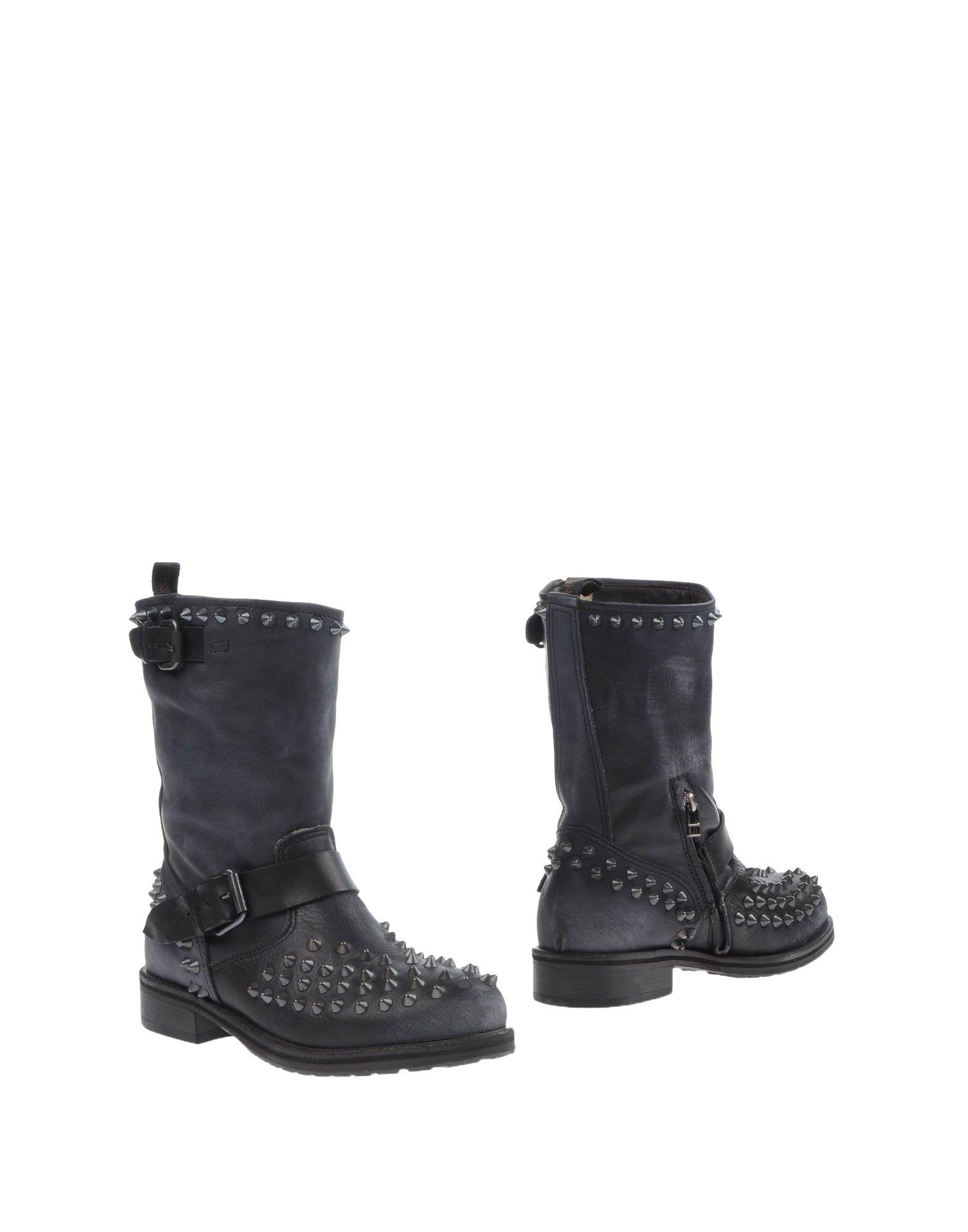 Stilvolle billige Stiefelette Schuhe Happiness Stiefelette billige Damen  44862016UR f568dc