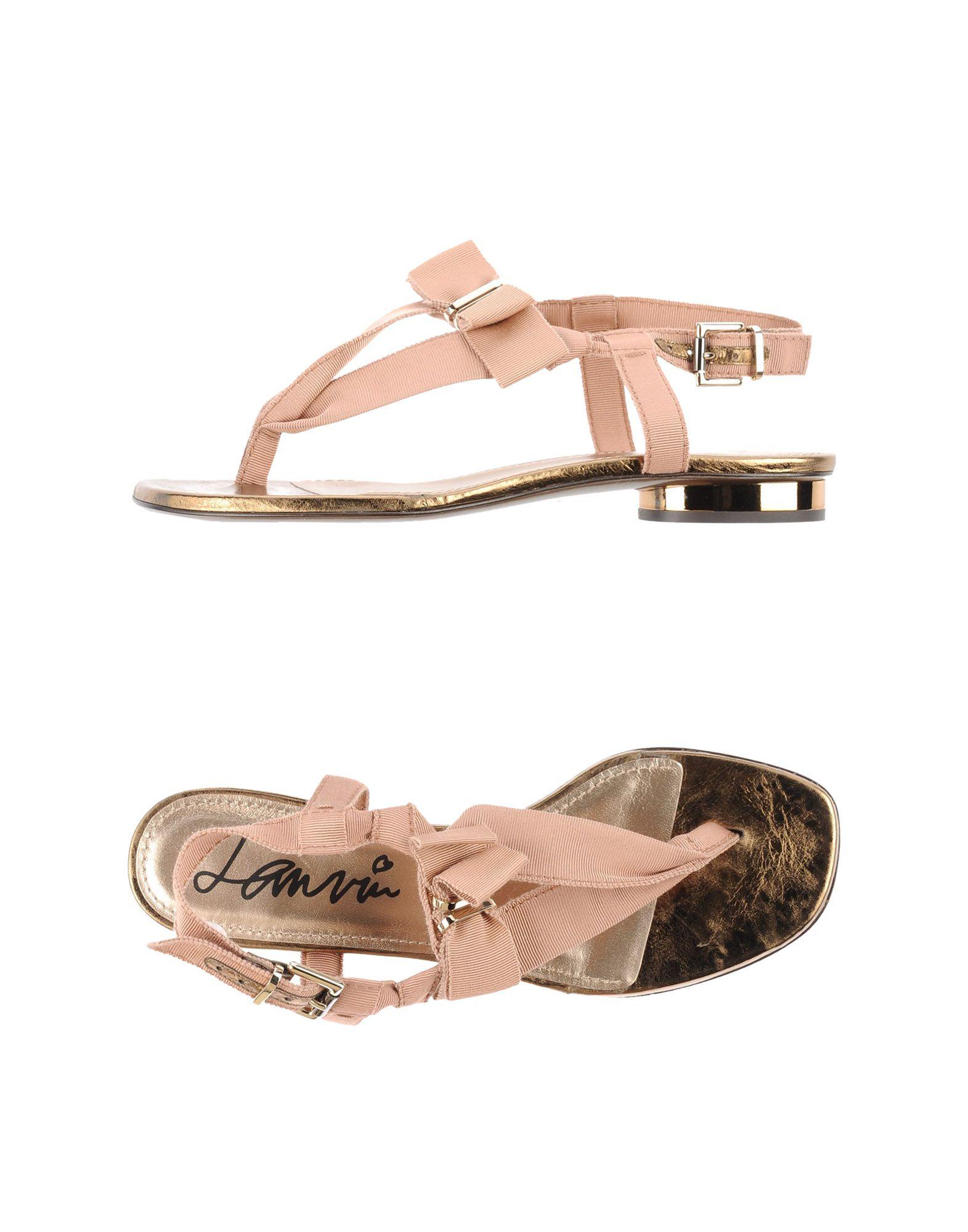 Lanvin  Dianetten Damen  Lanvin 44863212NWGünstige gut aussehende Schuhe 22e643