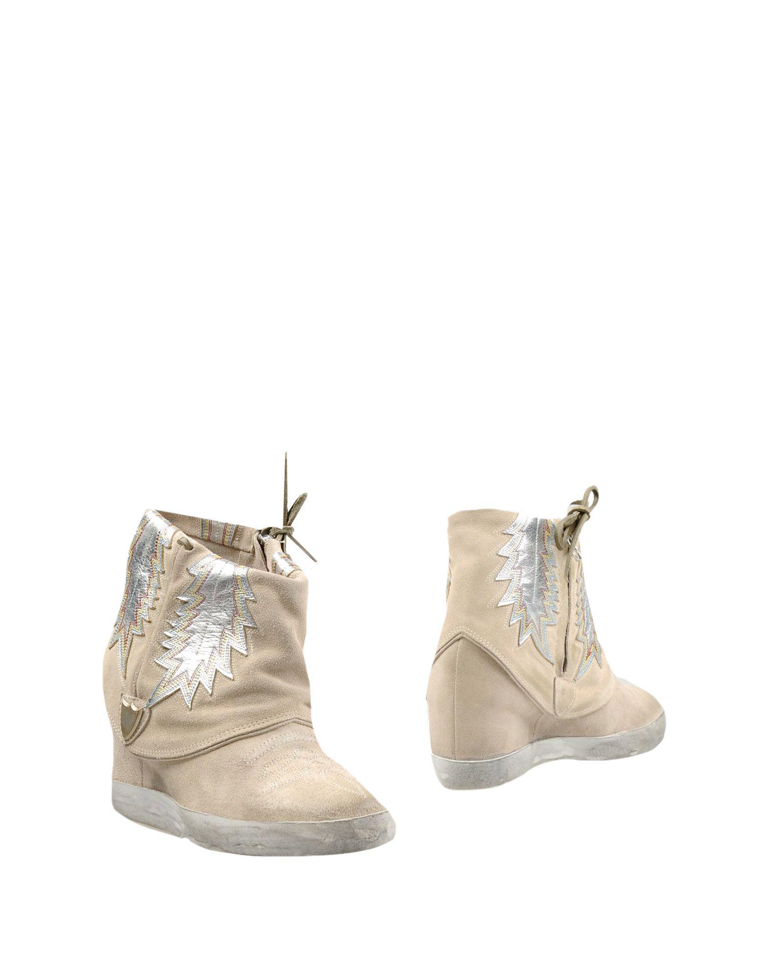 Htc Stiefelette Damen  44865452NI Heiße Schuhe 46b94a