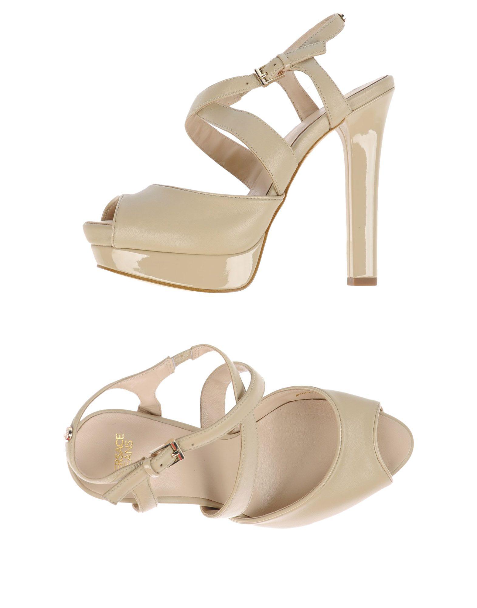 Versace Jeans Sandalen Damen    44866343AH Neue Schuhe a1a3c5