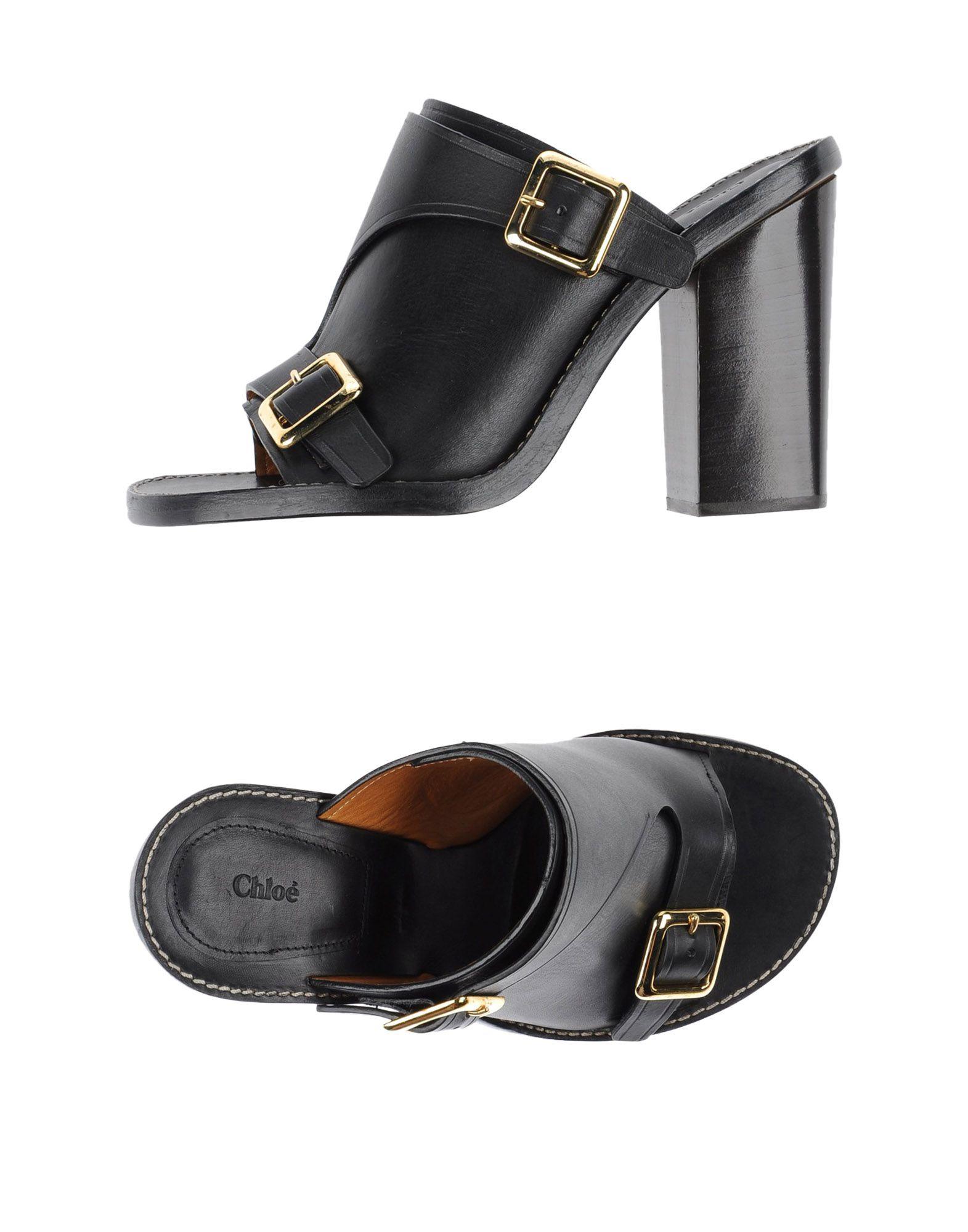 Chloé Sandalen Damen Schuhe  44868454DWGünstige gut aussehende Schuhe Damen db5b41