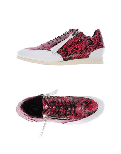 BB BRUNO BORDESE Sneakers in Garnet