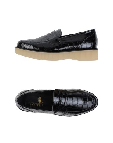 F-TROUPE Loafers in Black