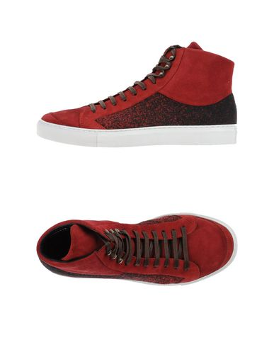 THE GENERIC MAN Sneakers in Red