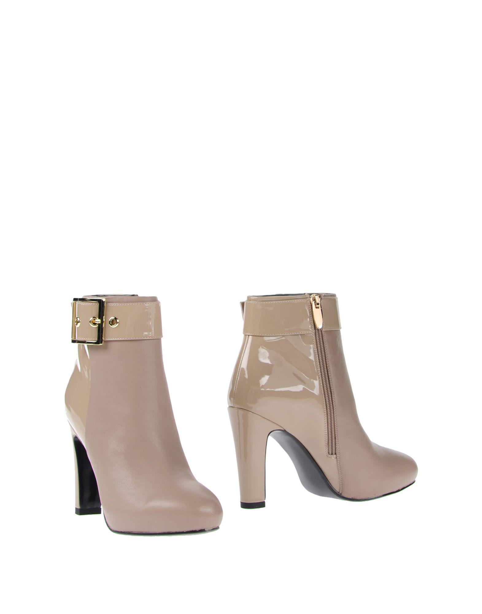Stilvolle billige Damen Schuhe Luciano Barachini Stiefelette Damen billige  44879069KP c3ed1a