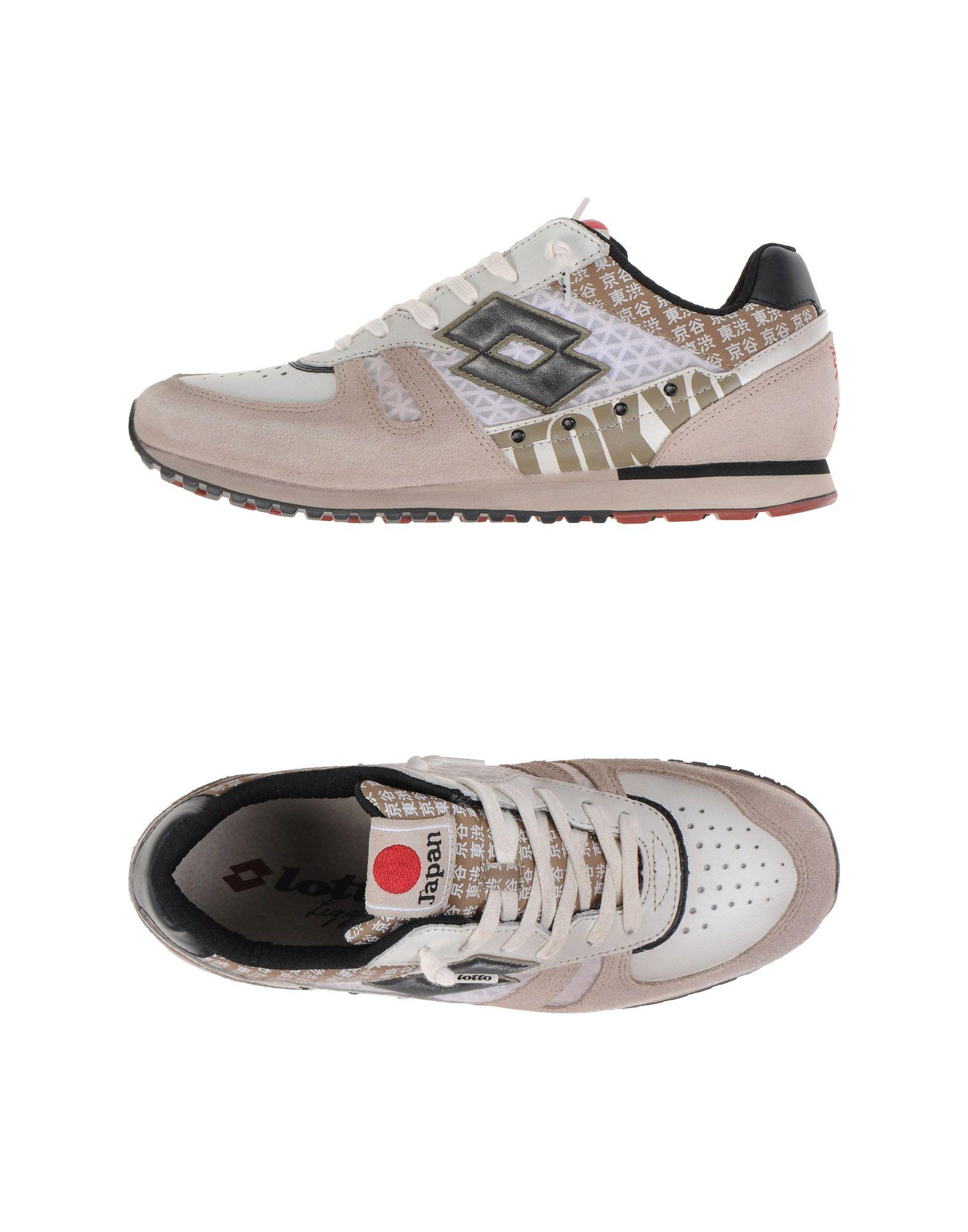 Sneakers Lotto Leggenda Tokyo Shibuya - Homme - Sneakers Lotto Leggenda sur