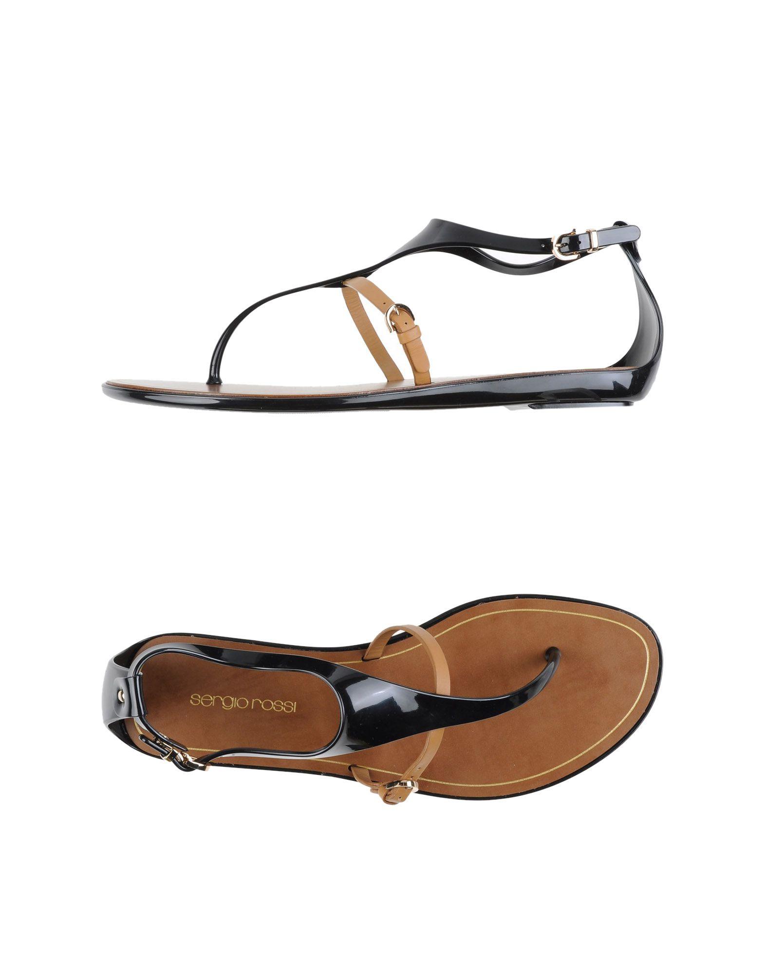 Sergio Rossi Dianetten Damen  44887932RMGut aussehende strapazierfähige Schuhe