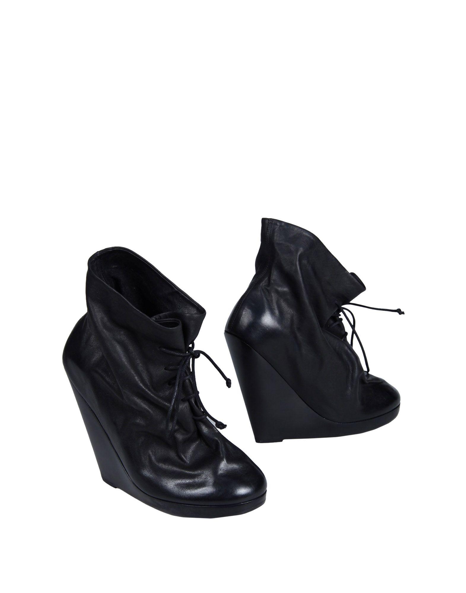 Haltbare Mode billige Schuhe Marsèll Stiefelette Damen  44888536QL Heiße Schuhe