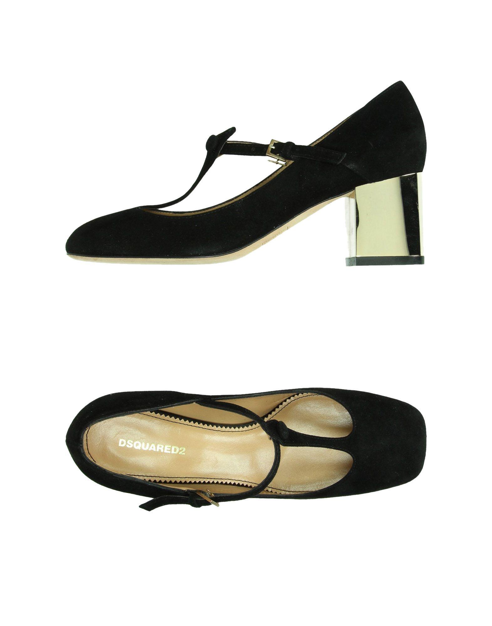 Dsquared2 aussehende Pumps Damen  44890253NAGut aussehende Dsquared2 strapazierfähige Schuhe a11c2e