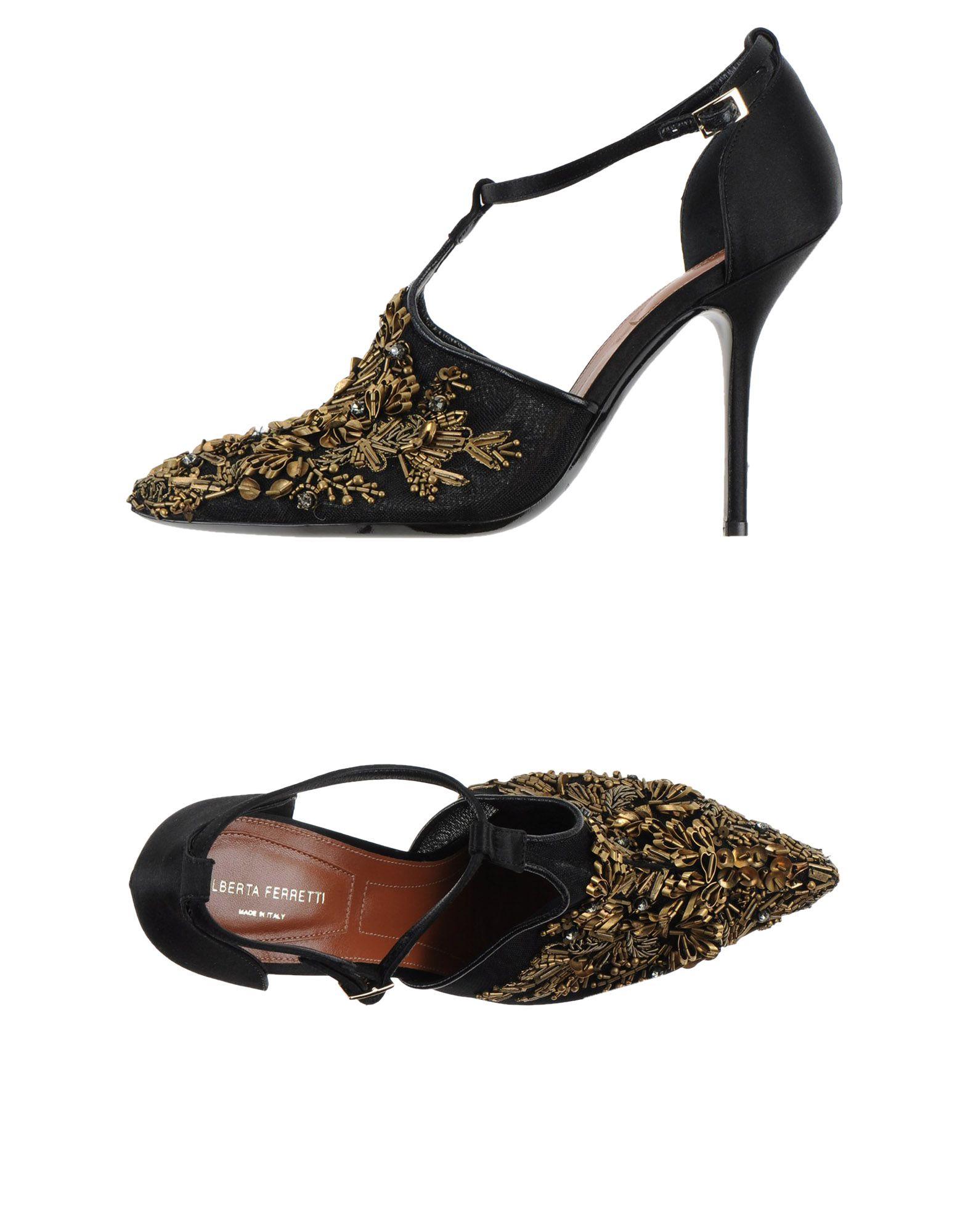 Alberta Ferretti 44891263KXGünstige Pumps Damen  44891263KXGünstige Ferretti gut aussehende Schuhe 04bc3e