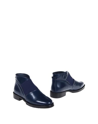 F-TROUPE Ankle Boot in Dark Blue