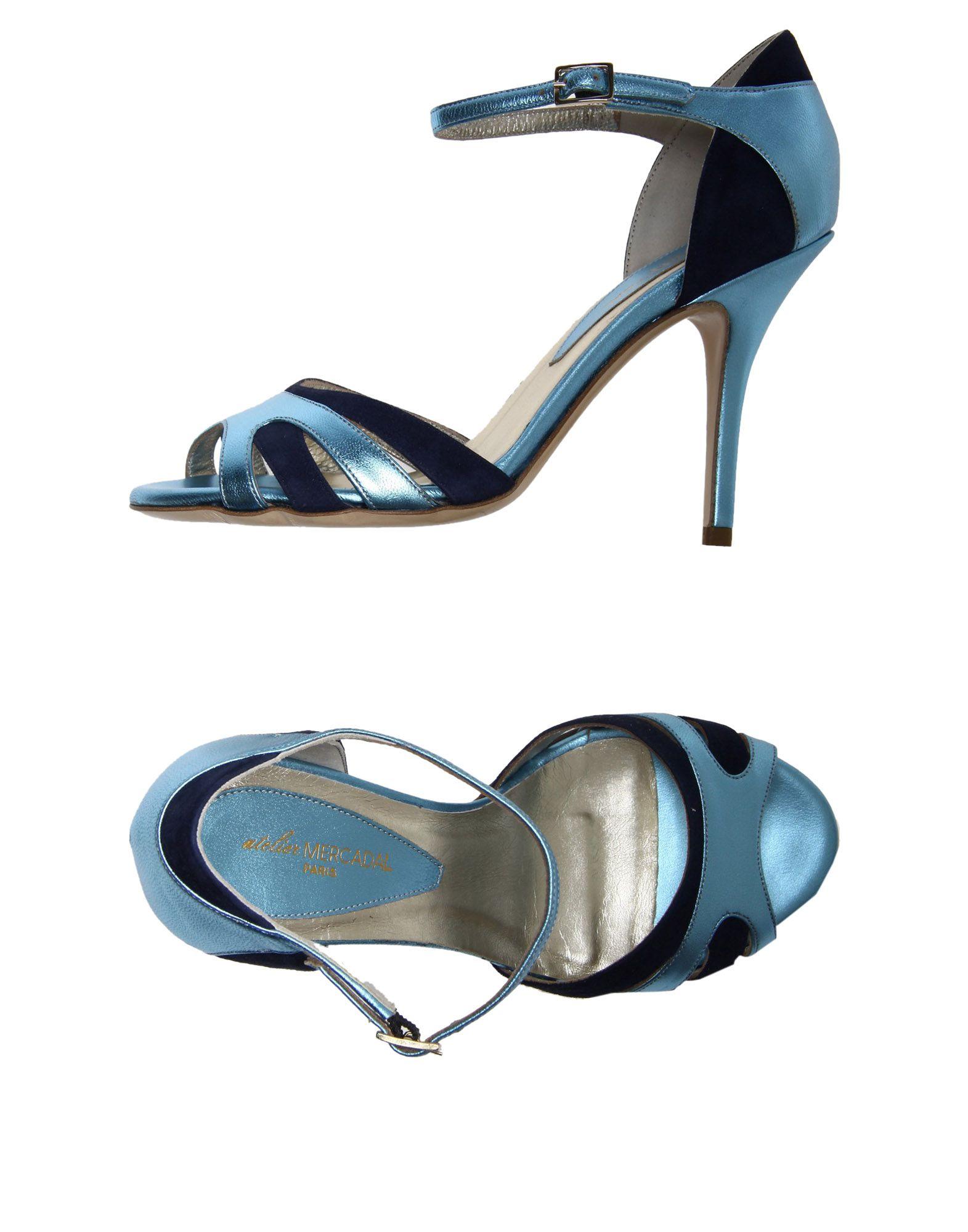 Atelier Mercadal Sandals - Women Women Women Atelier Mercadal Sandals online on  Canada - 44891501LR 45d685