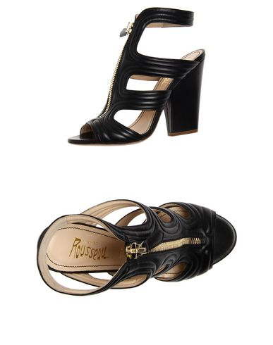 JEROME C. ROUSSEAU Sandals in Black