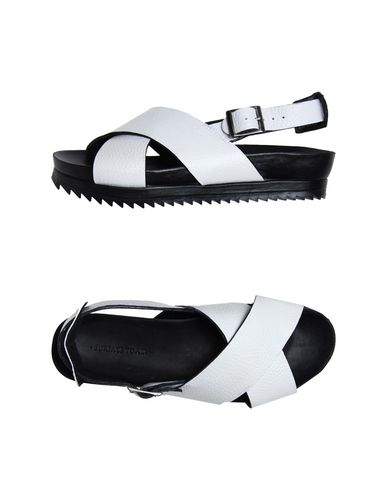 SURFACE TO AIR Sandals in Light Grey