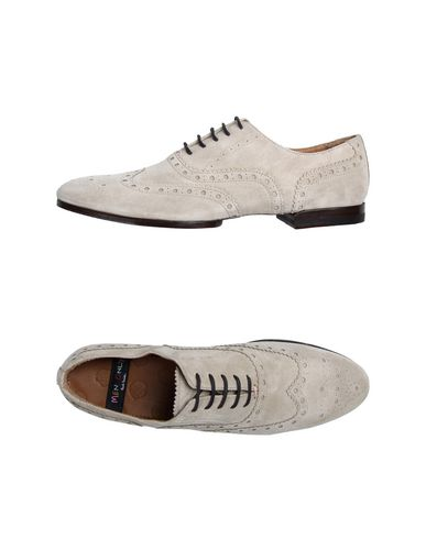 MEN ONLY PAUL SMITH - Laced shoes