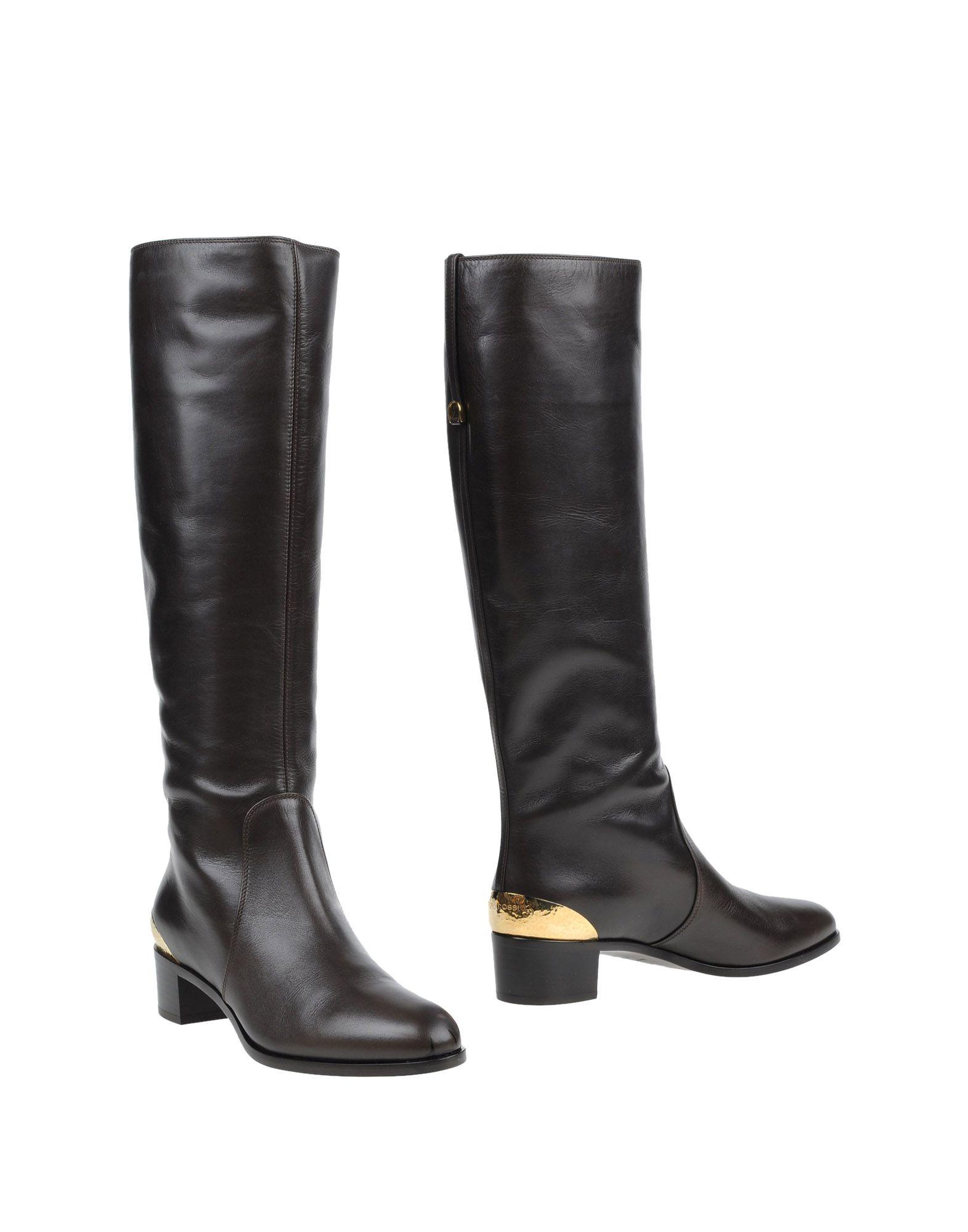 Sergio Rossi Stiefel Damen  44896145FGGünstige gut aussehende Schuhe