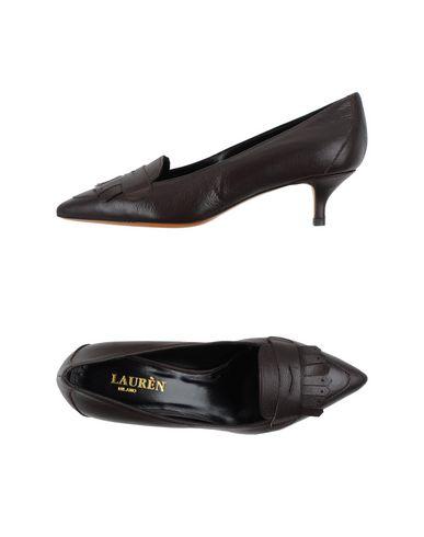 LAURÈN Loafers in Dark Brown
