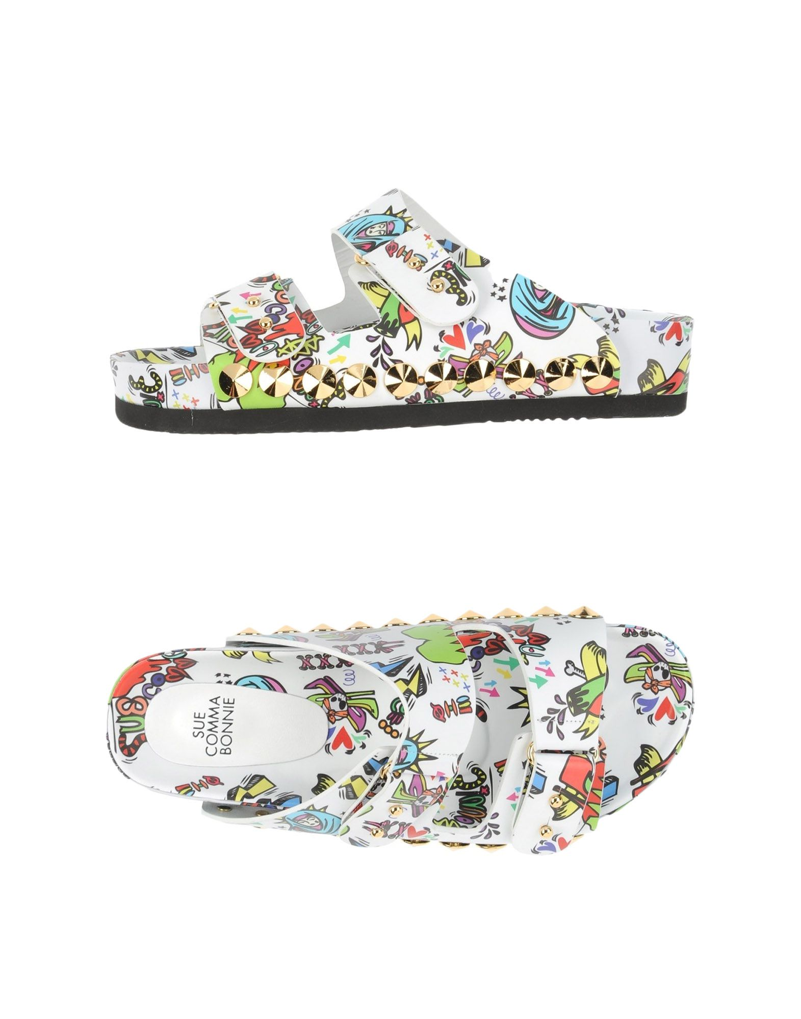 Rabatt Schuhe  Suecomma Bonnie Sandalen Damen  Schuhe 44902357AP 8ec165