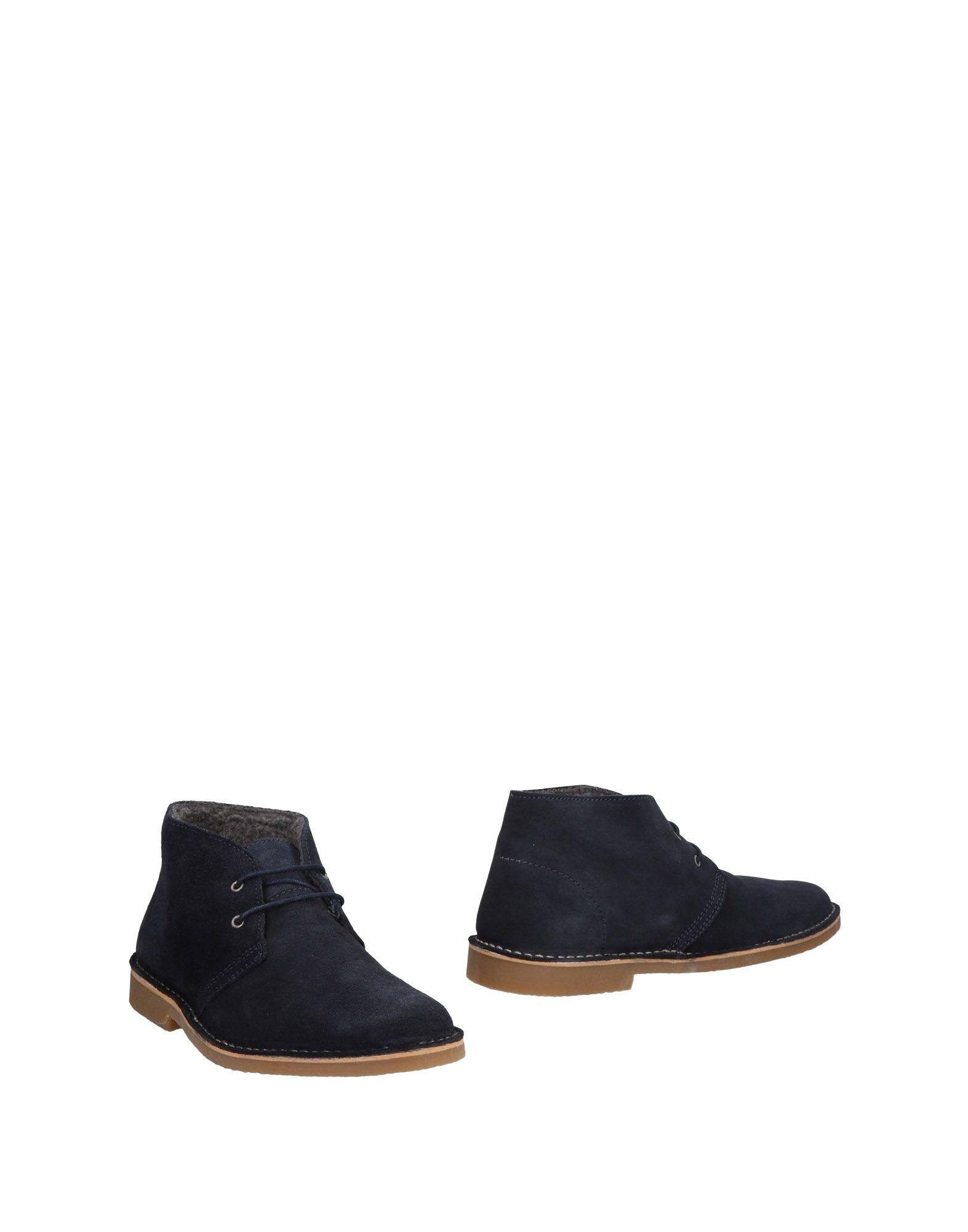 Rabatt echte Schuhe Selected Homme Stiefelette Herren  44903113MK